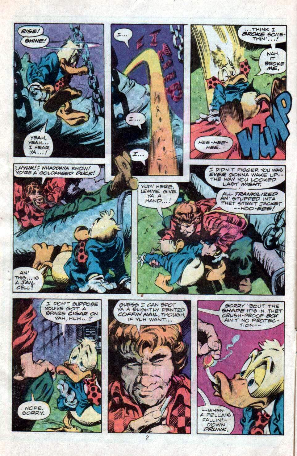 Howard the Duck (1976) Issue #12 #13 - English 3