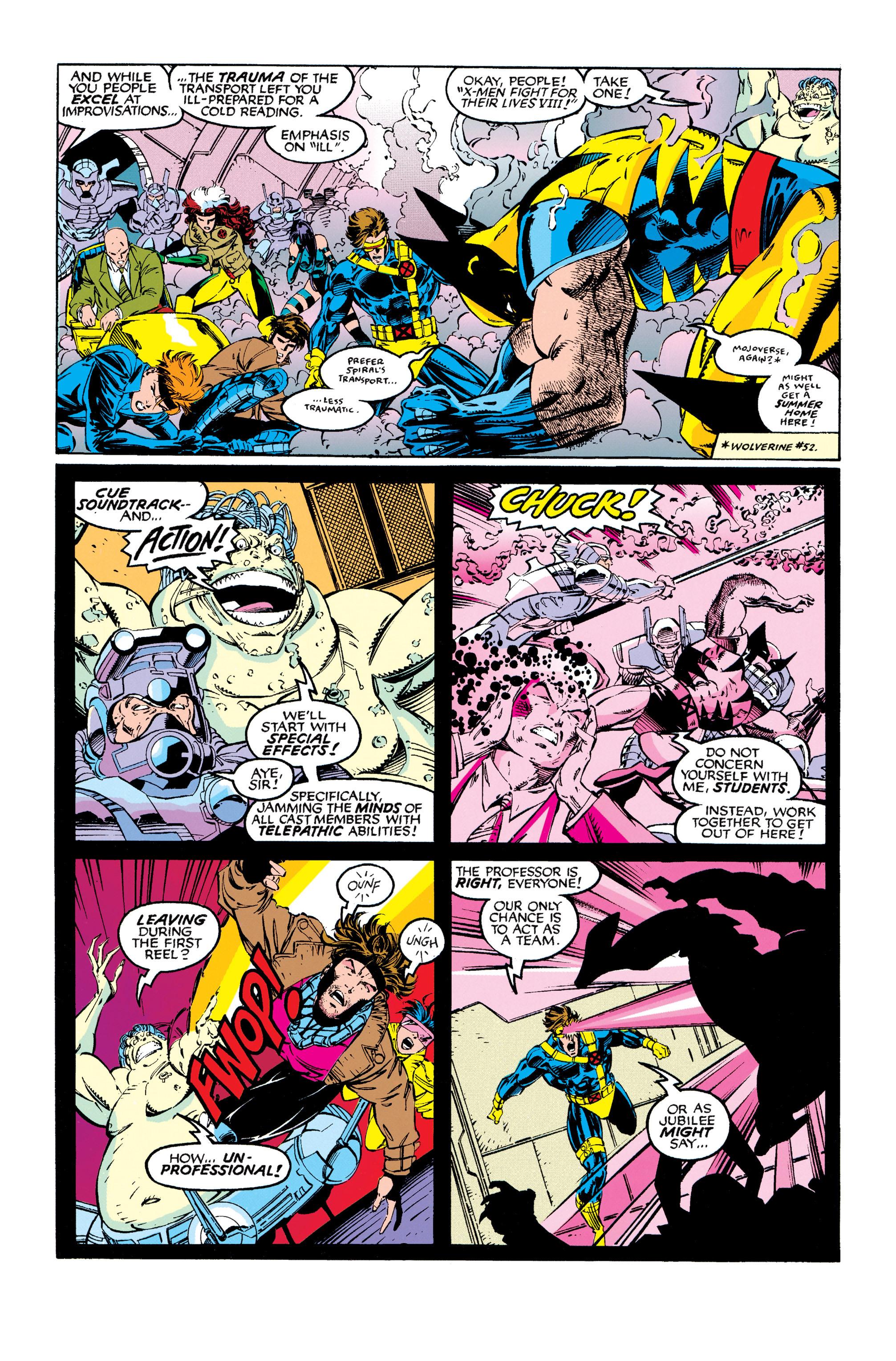 X-Men (1991) 10 Page 9