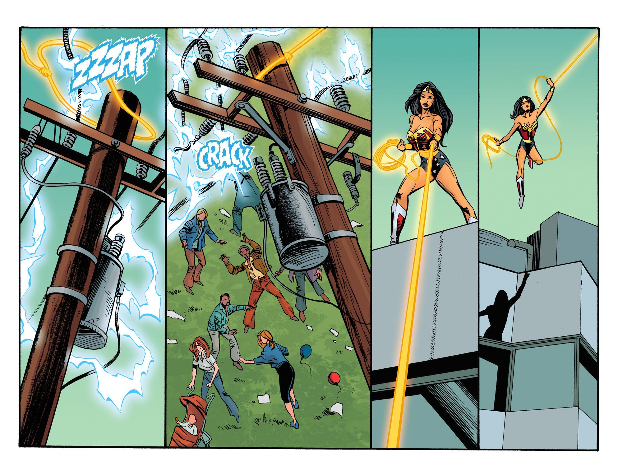 Read online Wonder Woman '77 [I] comic -  Issue #19 - 5