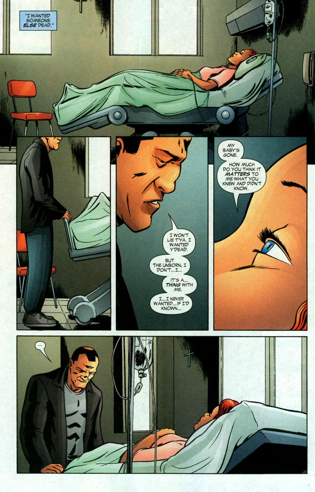 Read online Fallen Angel (2003) comic -  Issue #18 - 10