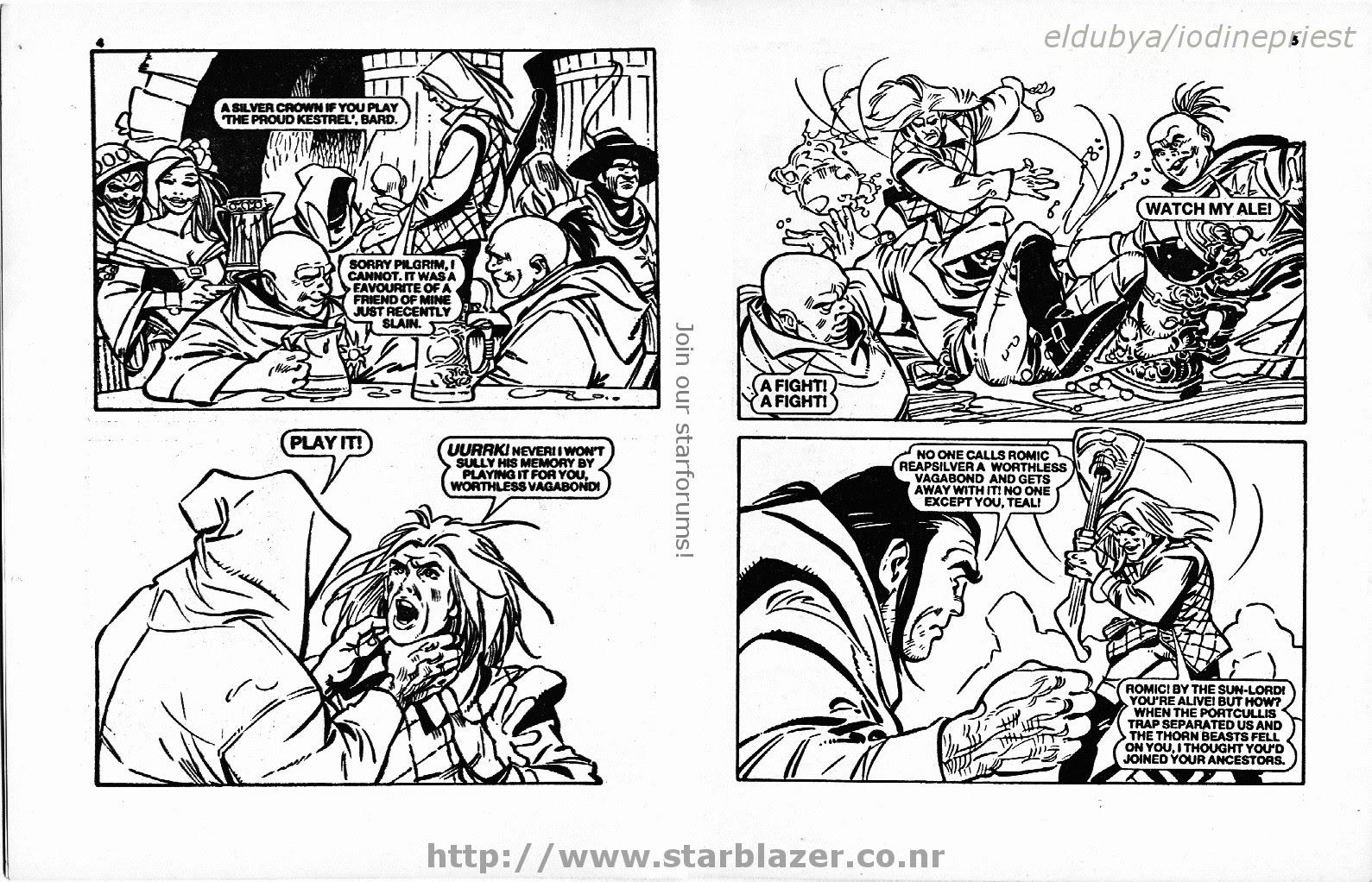 Starblazer issue 257 - Page 4