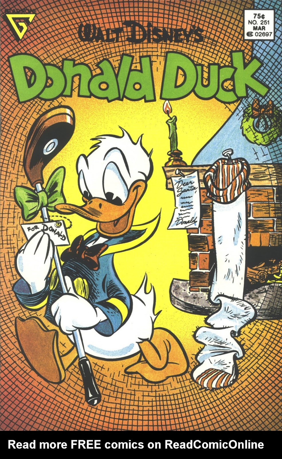 Walt Disney's Donald Duck (1952) issue 251 - Page 1