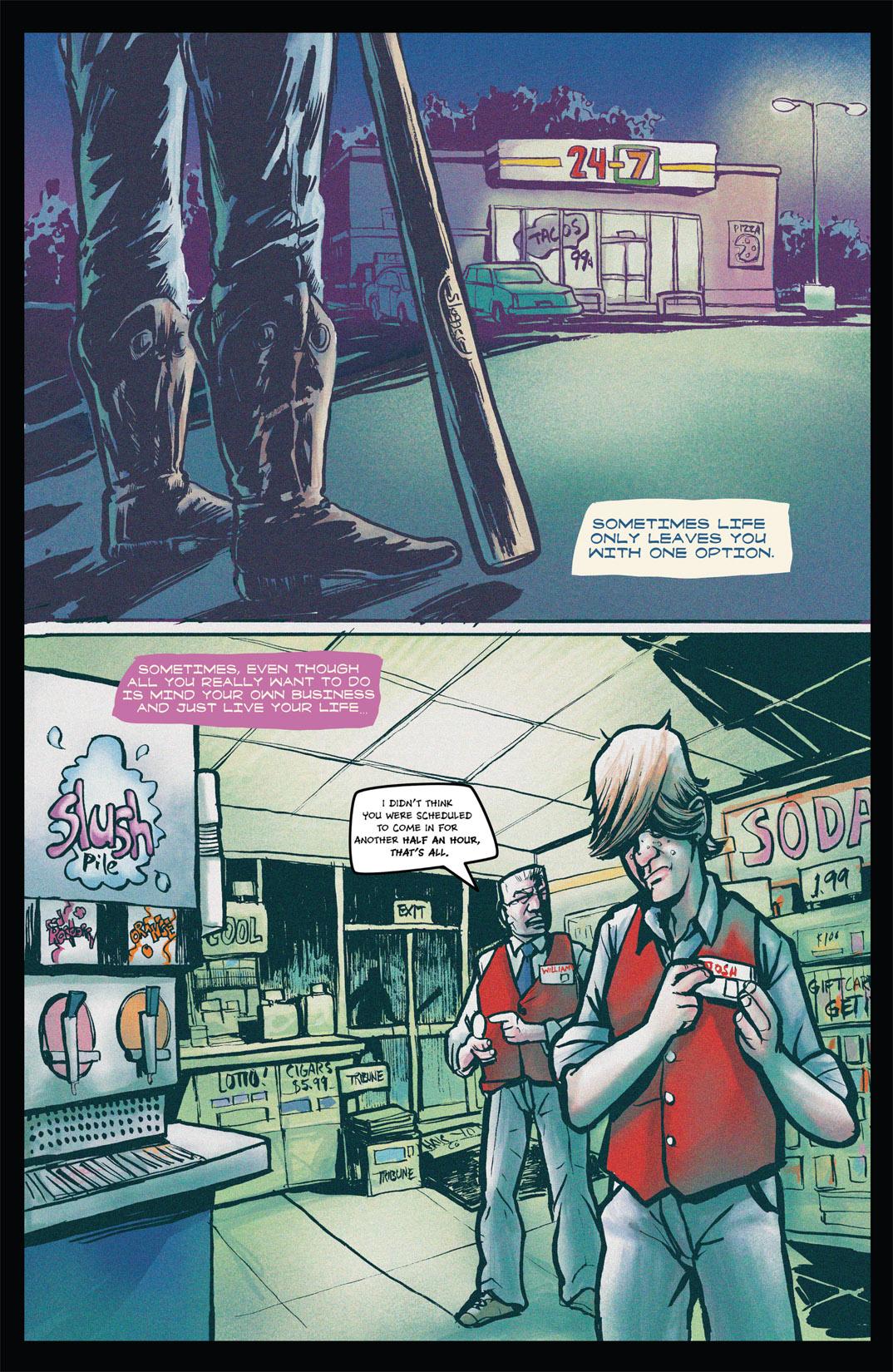 Read online Nightmare World comic -  Issue # Vol. 1 Thirteen Tales of Terror - 27
