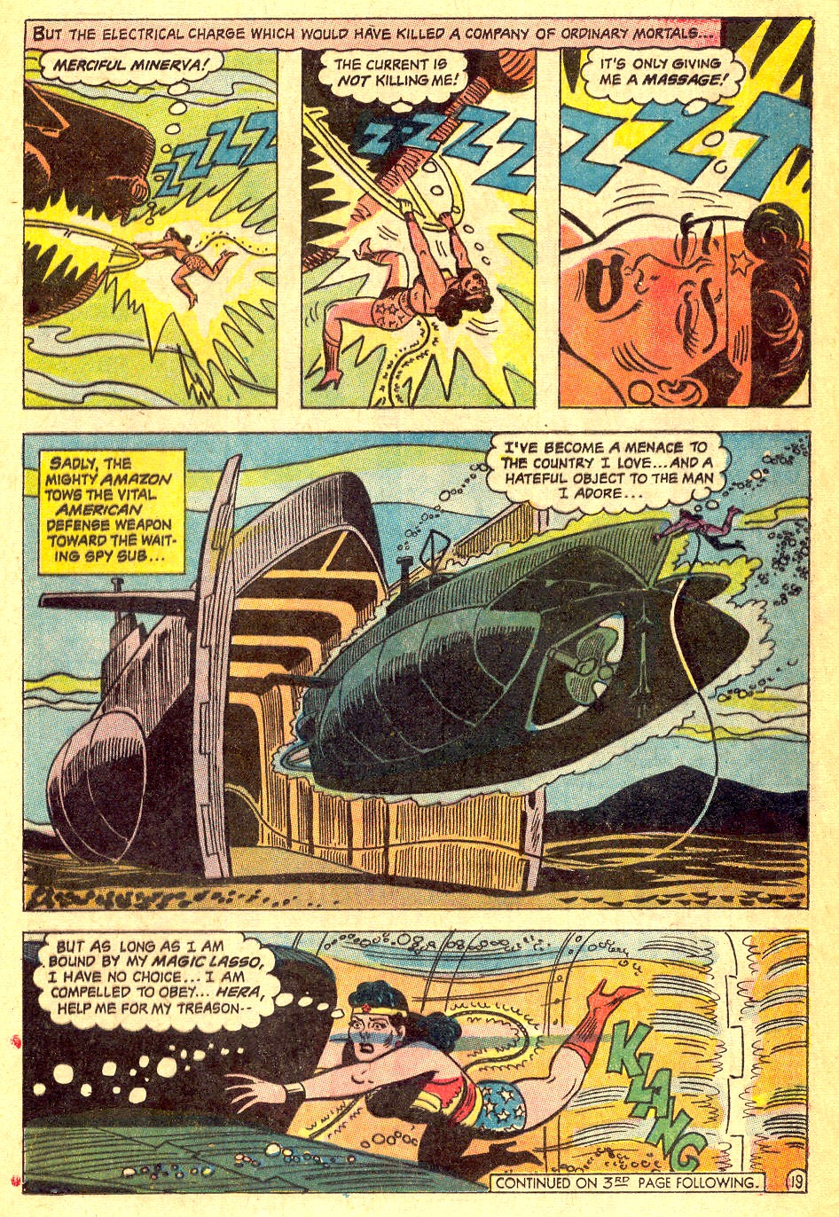 Read online Wonder Woman (1942) comic -  Issue #164 - 25