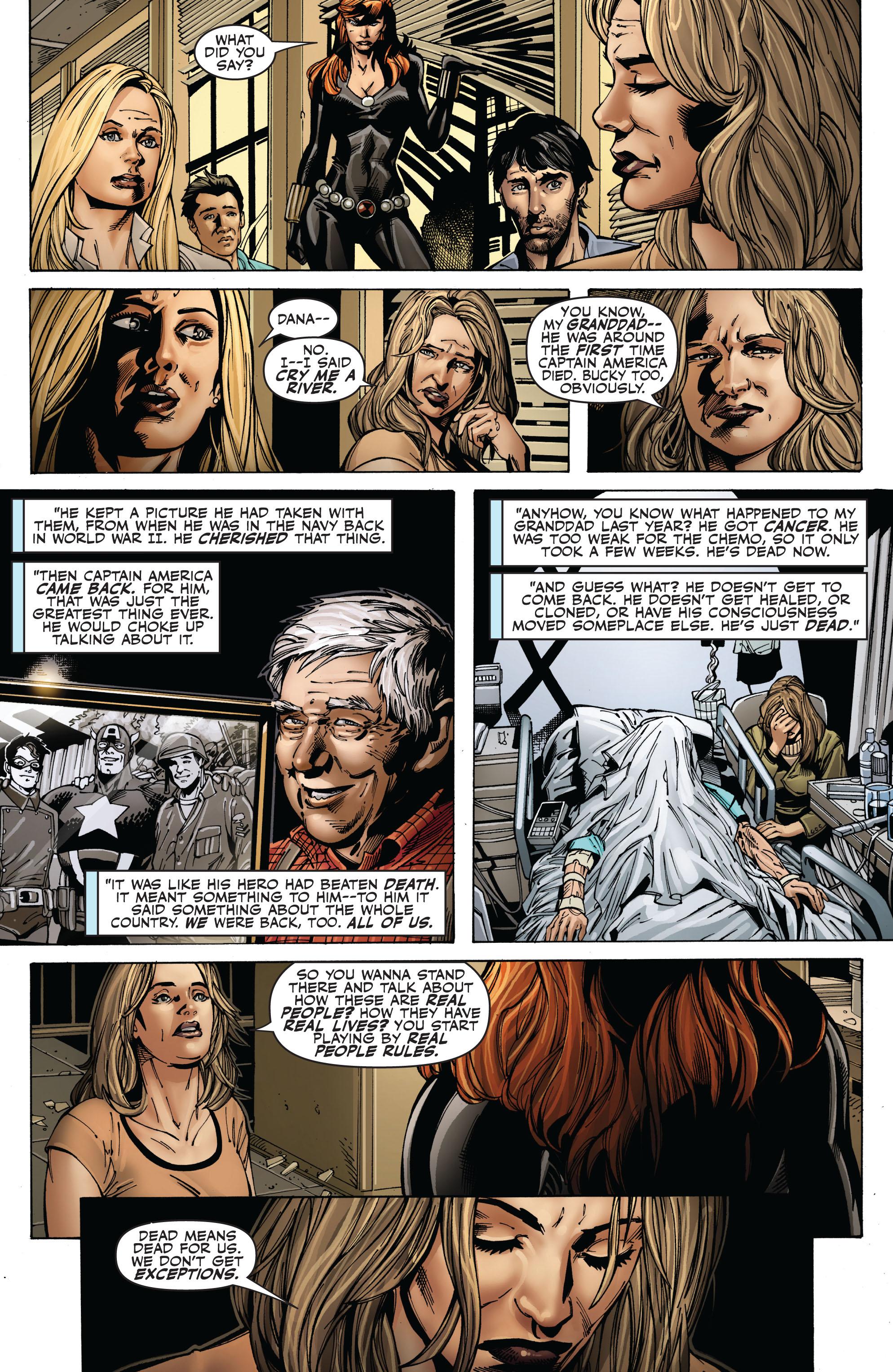 Read online Secret Avengers (2010) comic -  Issue #15 - 14