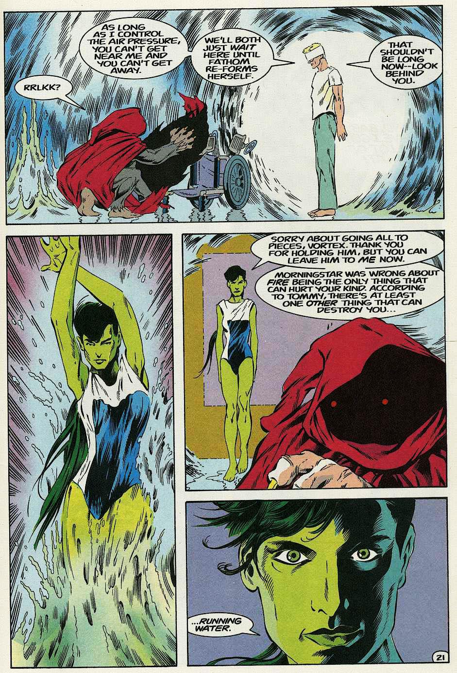 Elementals (1984) issue 17 - Page 23