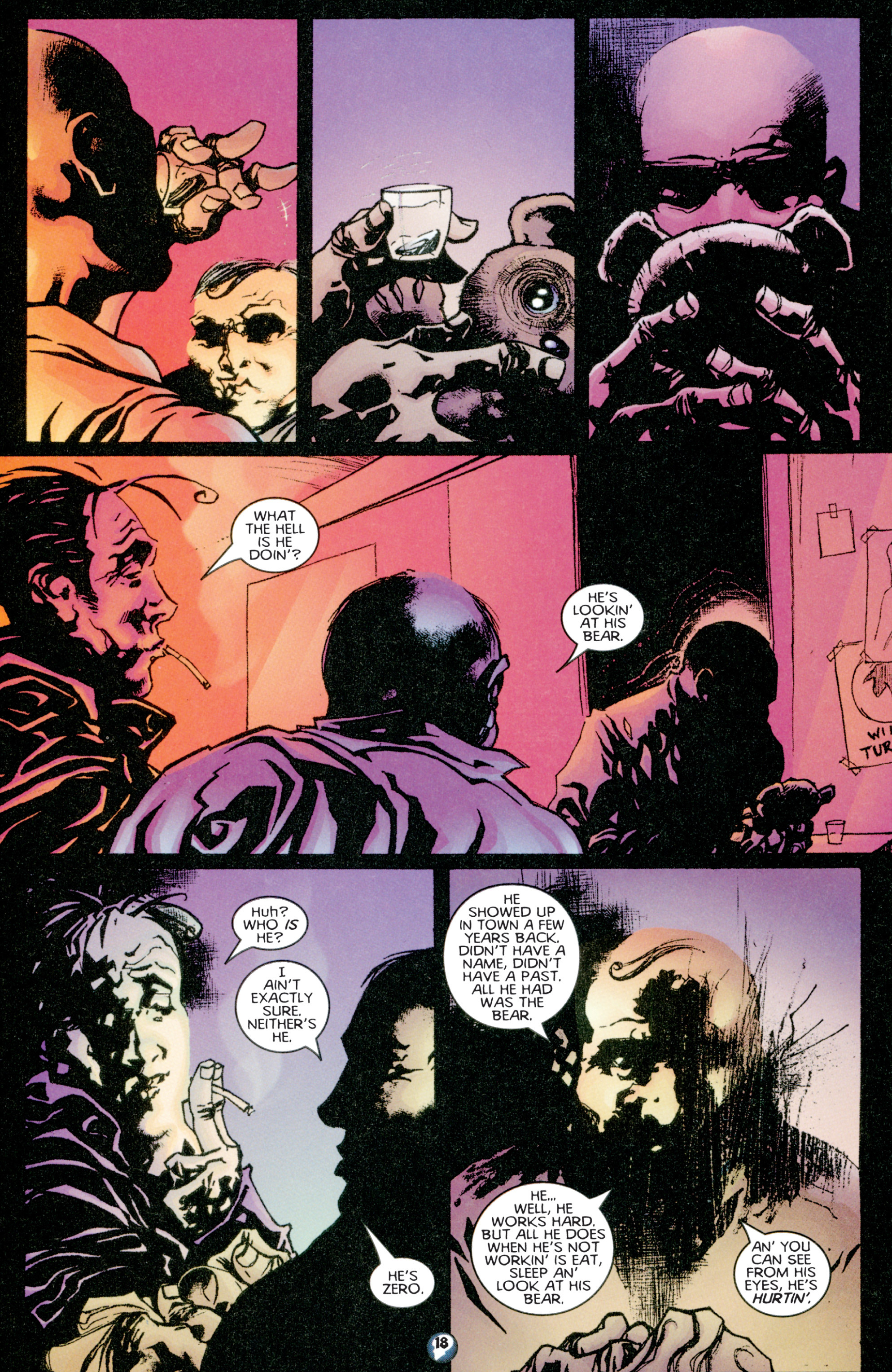 Read online Shadowman (1997) comic -  Issue #1 - 15