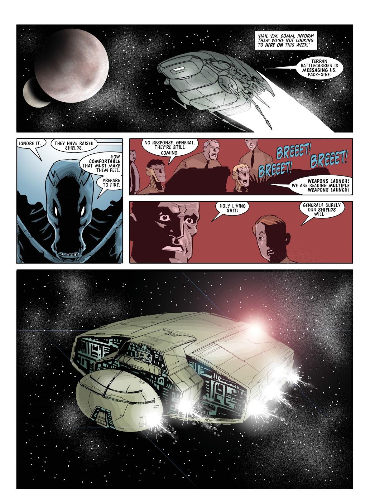 Judge Dredd Megazine (Vol. 5) Issue #381 #180 - English 106