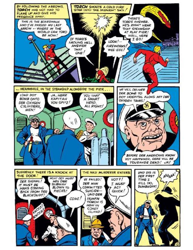 Read online All-Winners Comics comic -  Issue #5 - 10