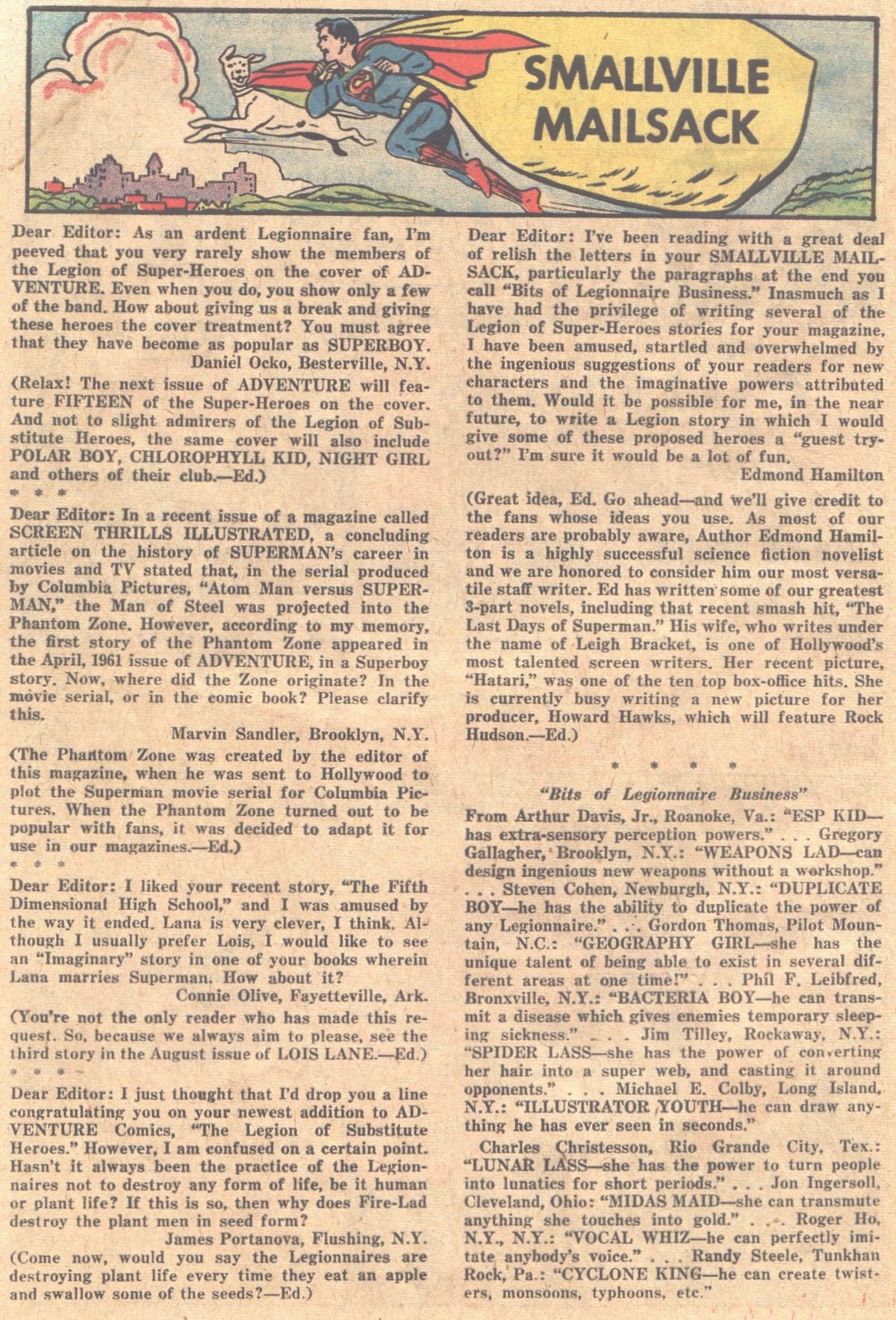 Read online Adventure Comics (1938) comic -  Issue #310 - 24