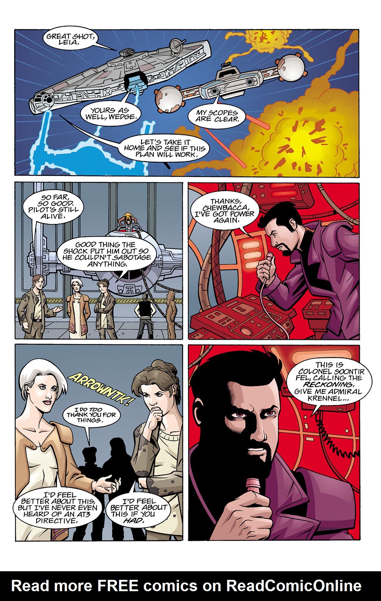Read online Star Wars Omnibus comic -  Issue # Vol. 3 - 259