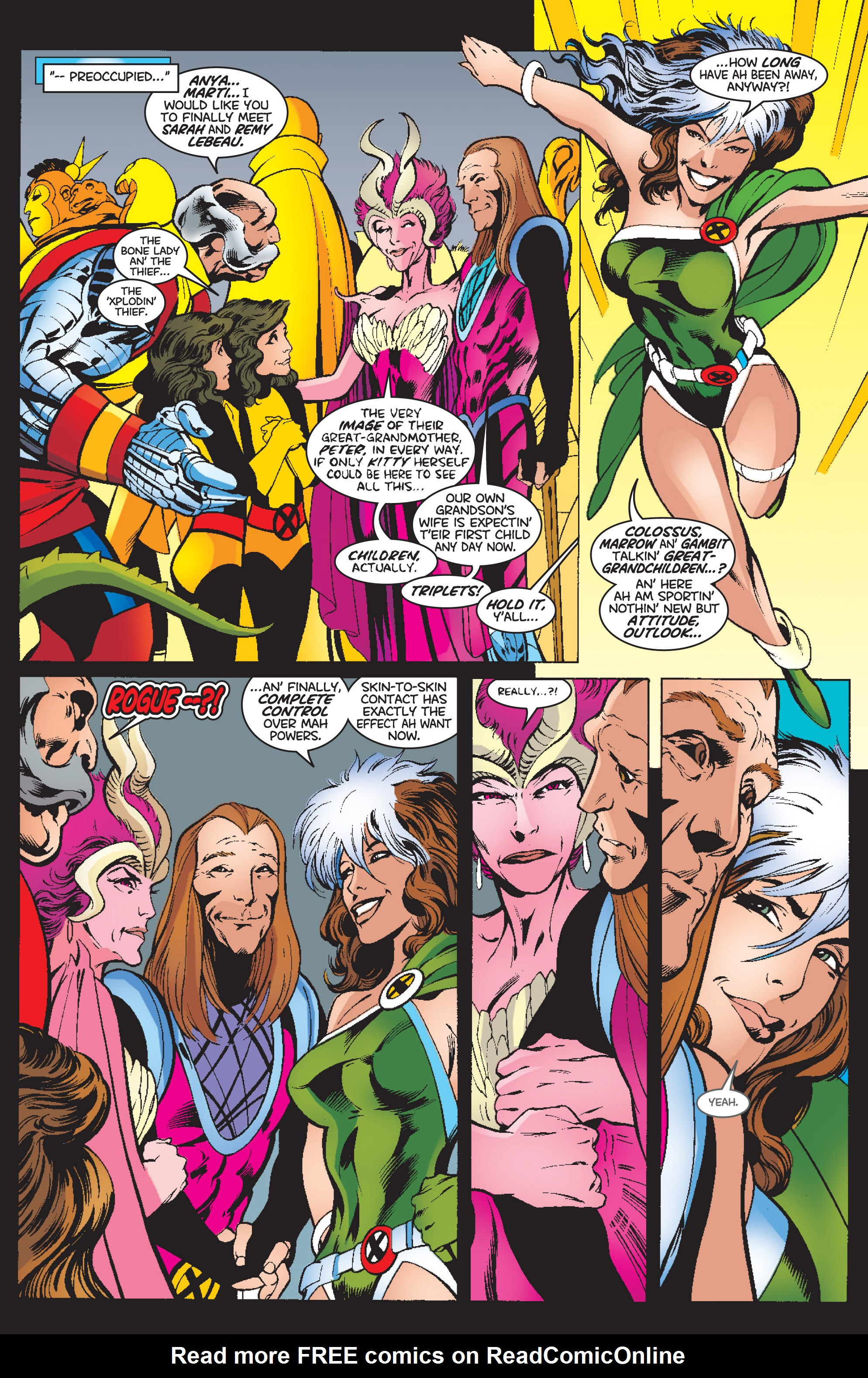 X-Men (1991) 98 Page 7