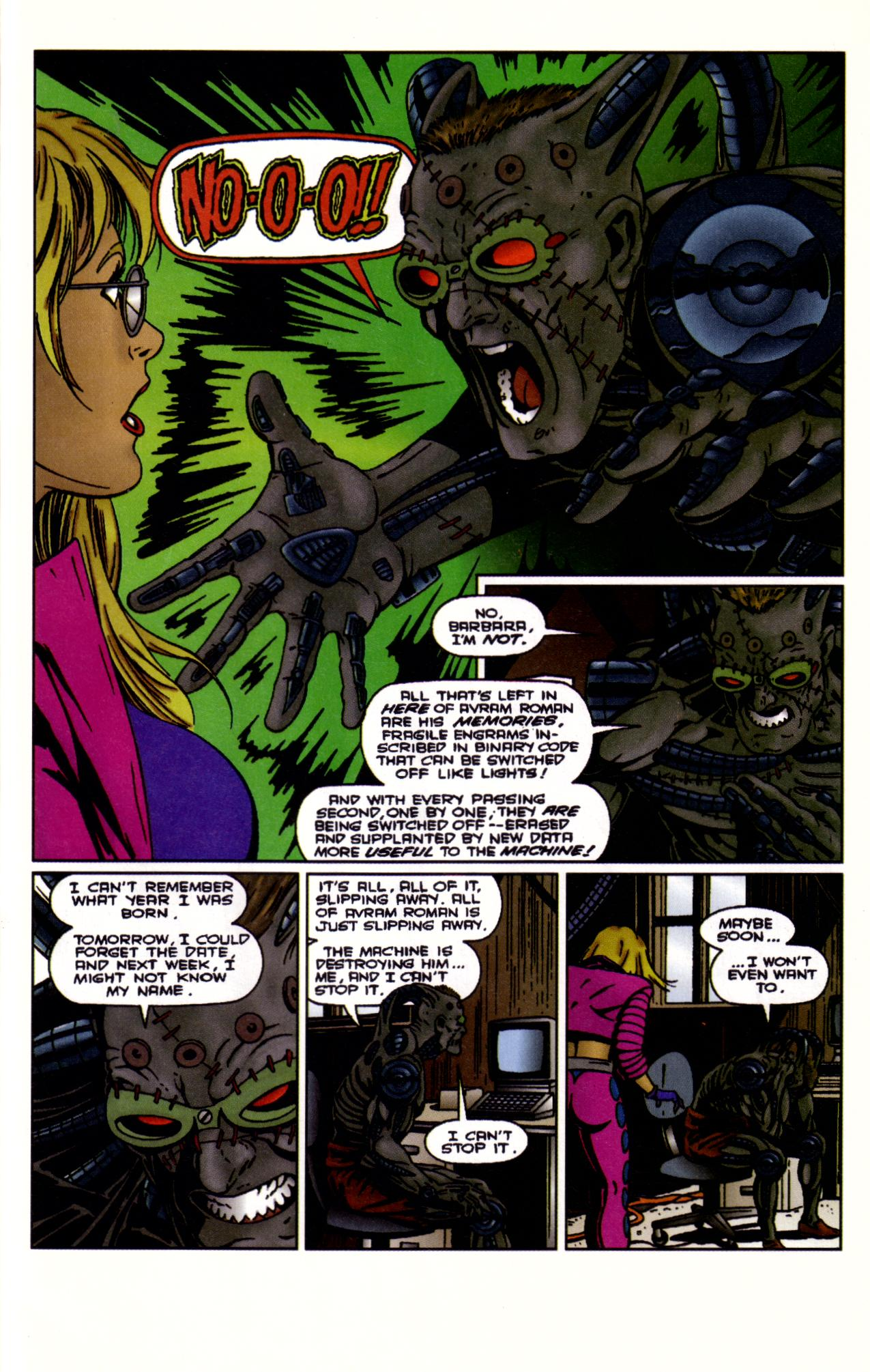 Barb Wire (1994) issue 4 - Page 16