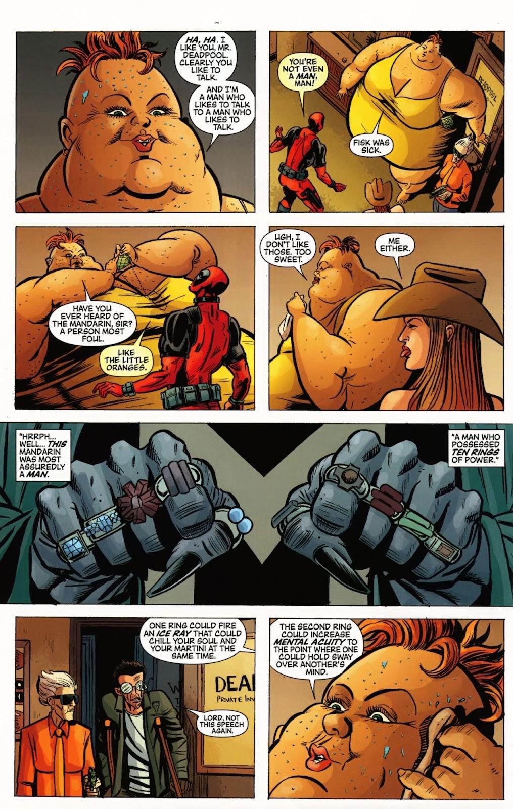 Read online Deadpool (2008) comic -  Issue #1000 - 18