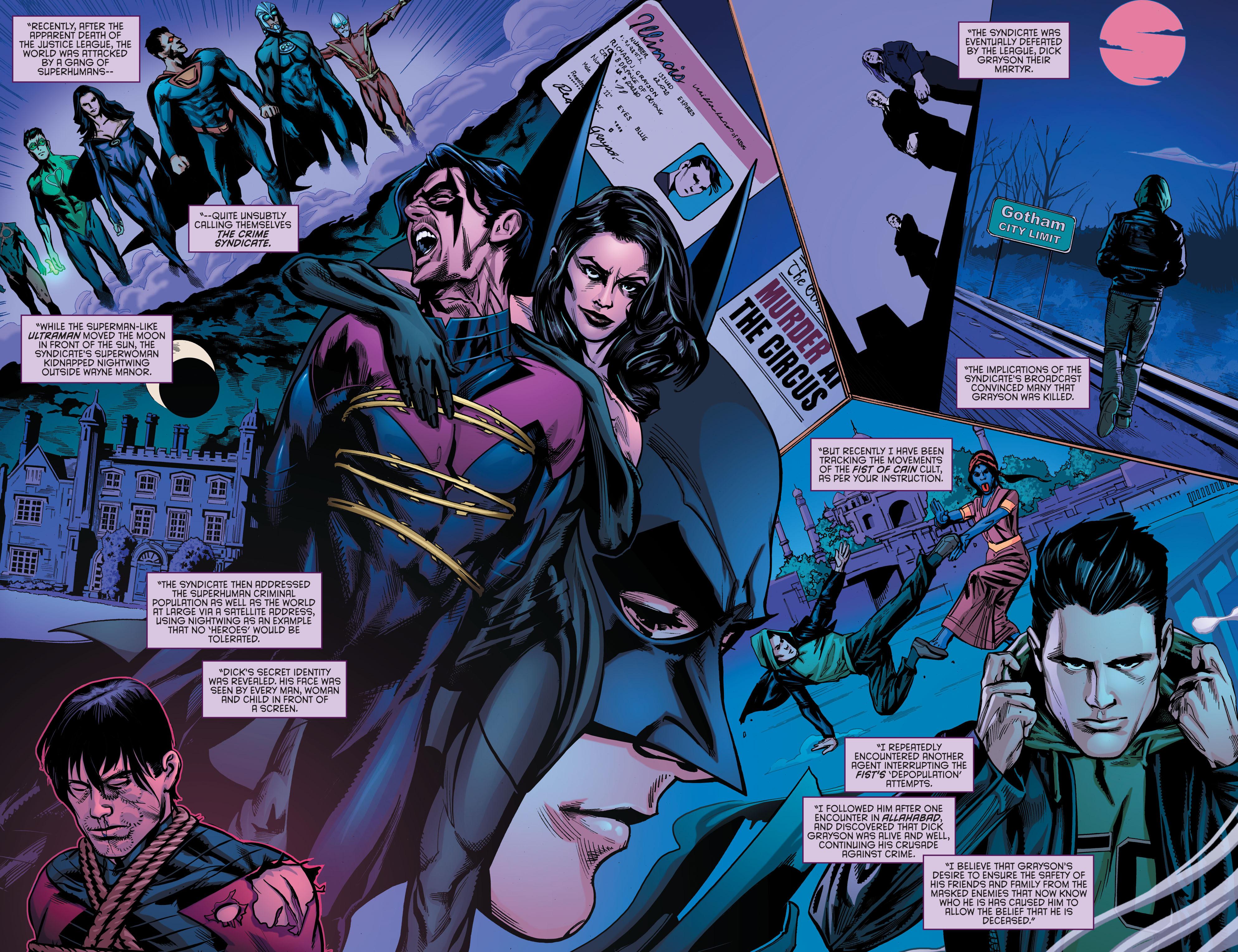 Read online Secret Origins (2014) comic -  Issue #8 - 7