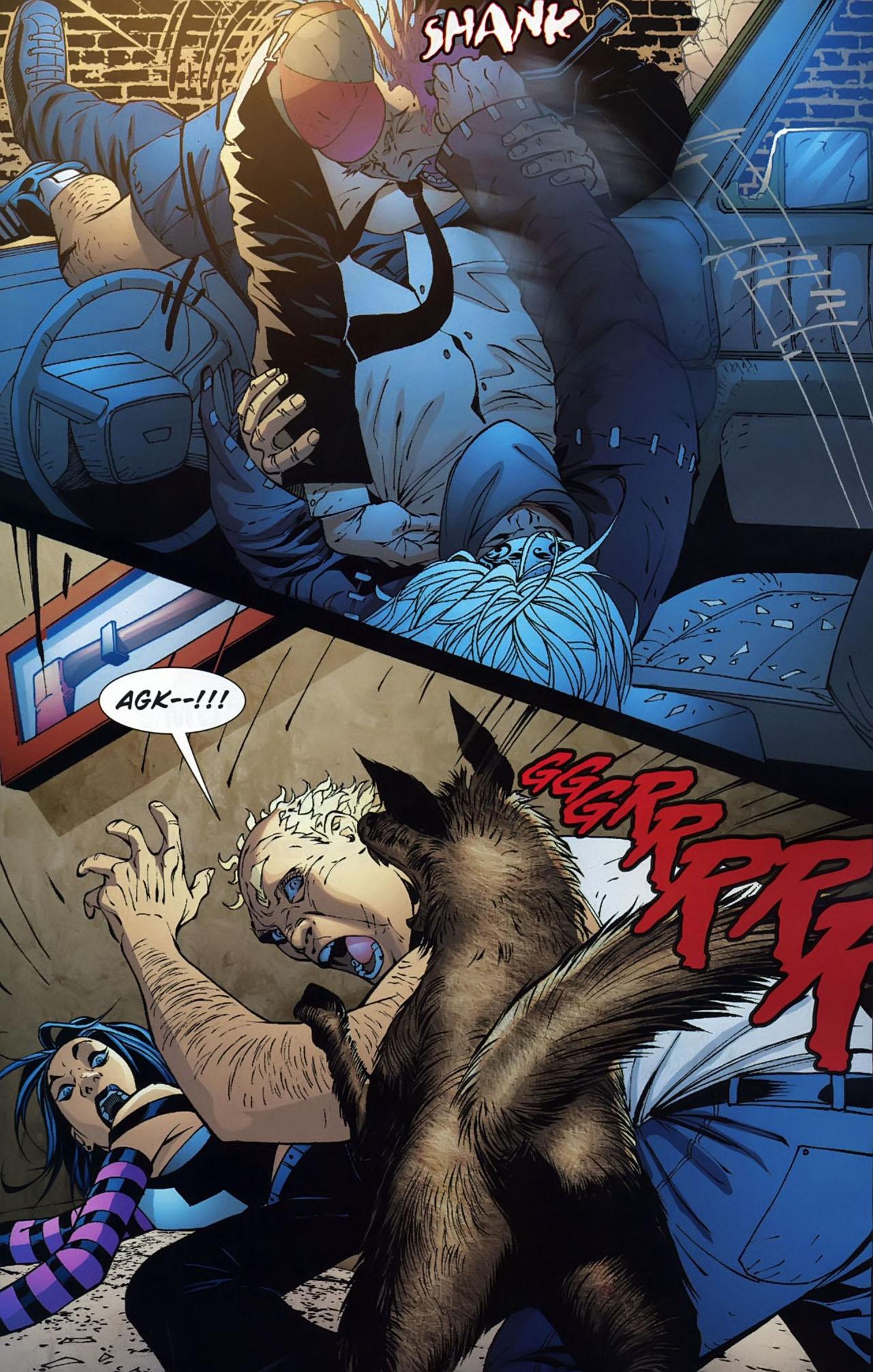 Read online Dead Romeo comic -  Issue #2 - 12