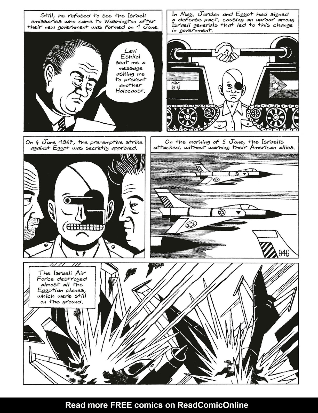 Best of Enemies: A History of US and Middle East Relations issue TPB_2 - Page 23