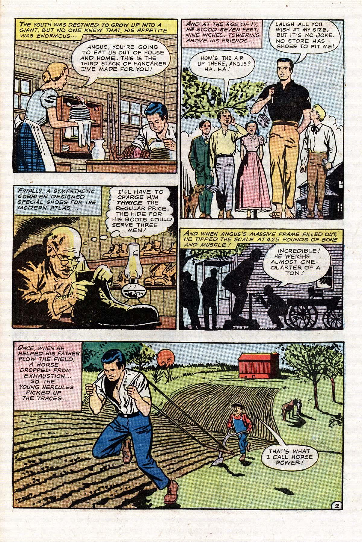 Read online Adventure Comics (1938) comic -  Issue #393 - 31