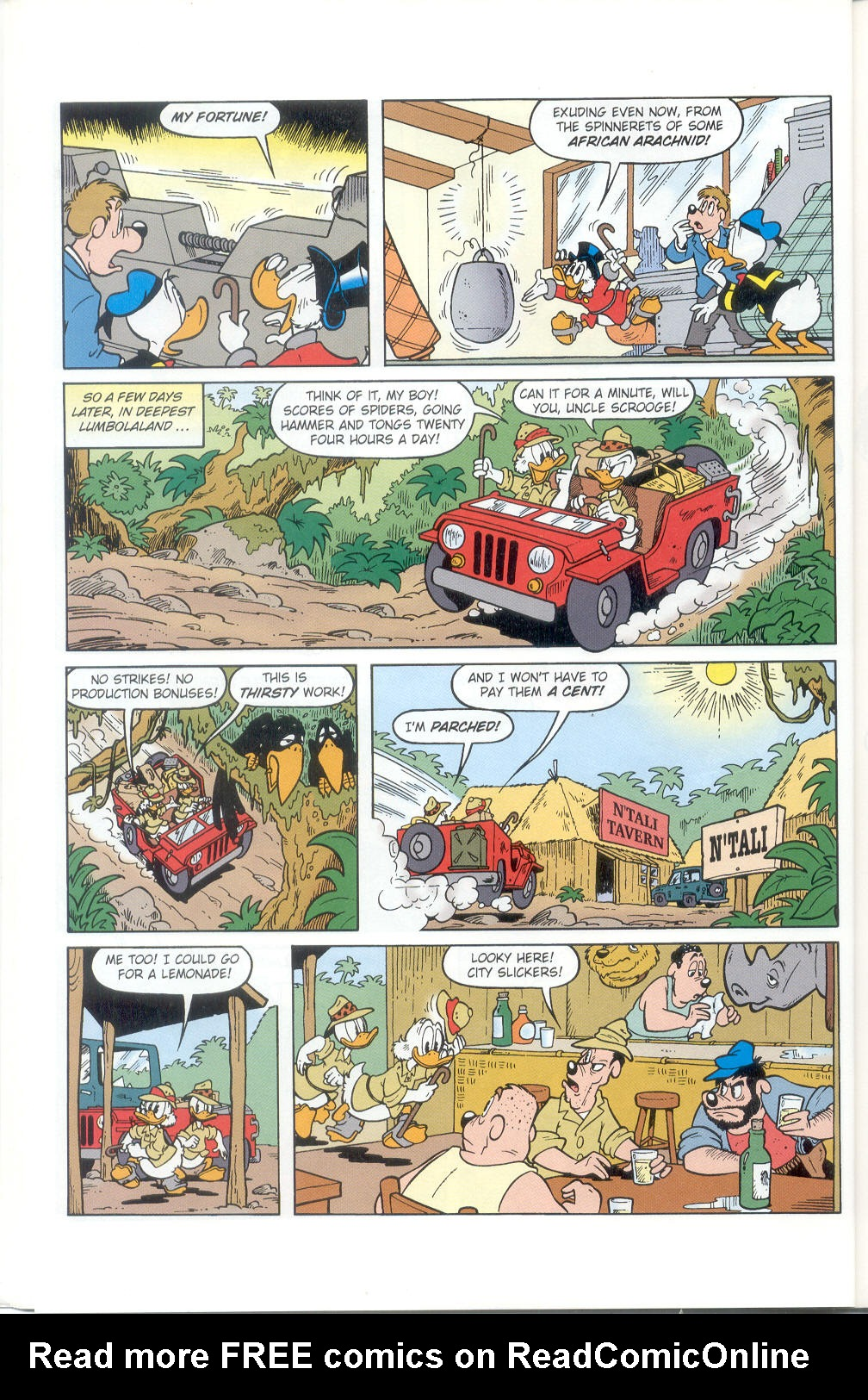 Read online Uncle Scrooge (1953) comic -  Issue #310 - 22