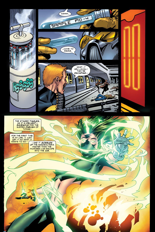 Read online Amazing Fantasy (2004) comic -  Issue #12 - 15