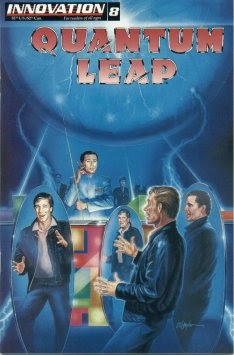 Read online Quantum Leap comic -  Issue #8 - 1