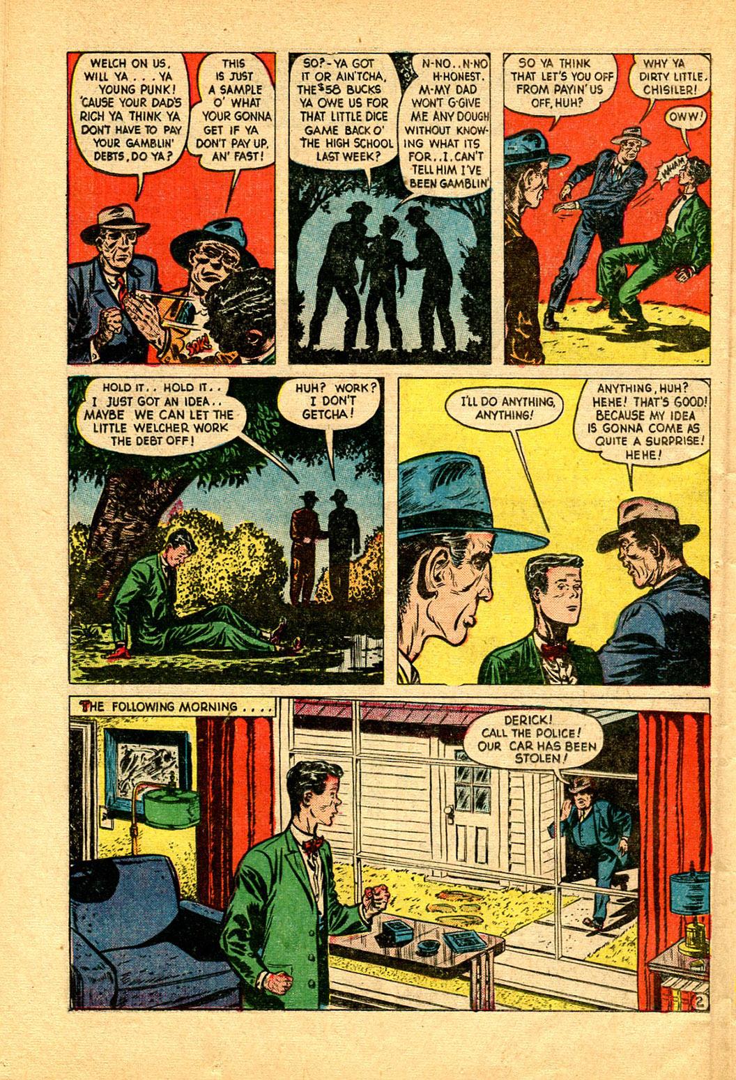 Read online Shadow Comics comic -  Issue #97 - 38