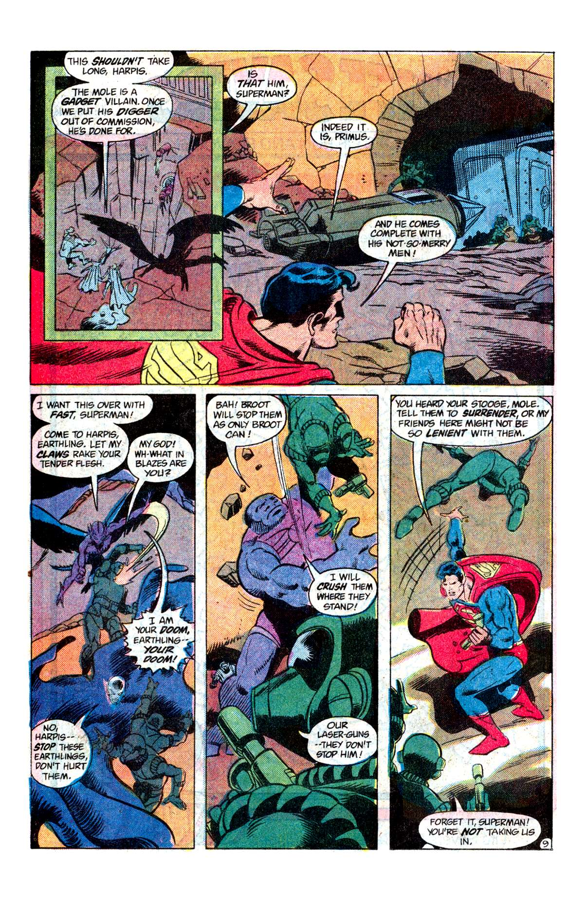 Action Comics (1938) 535 Page 9