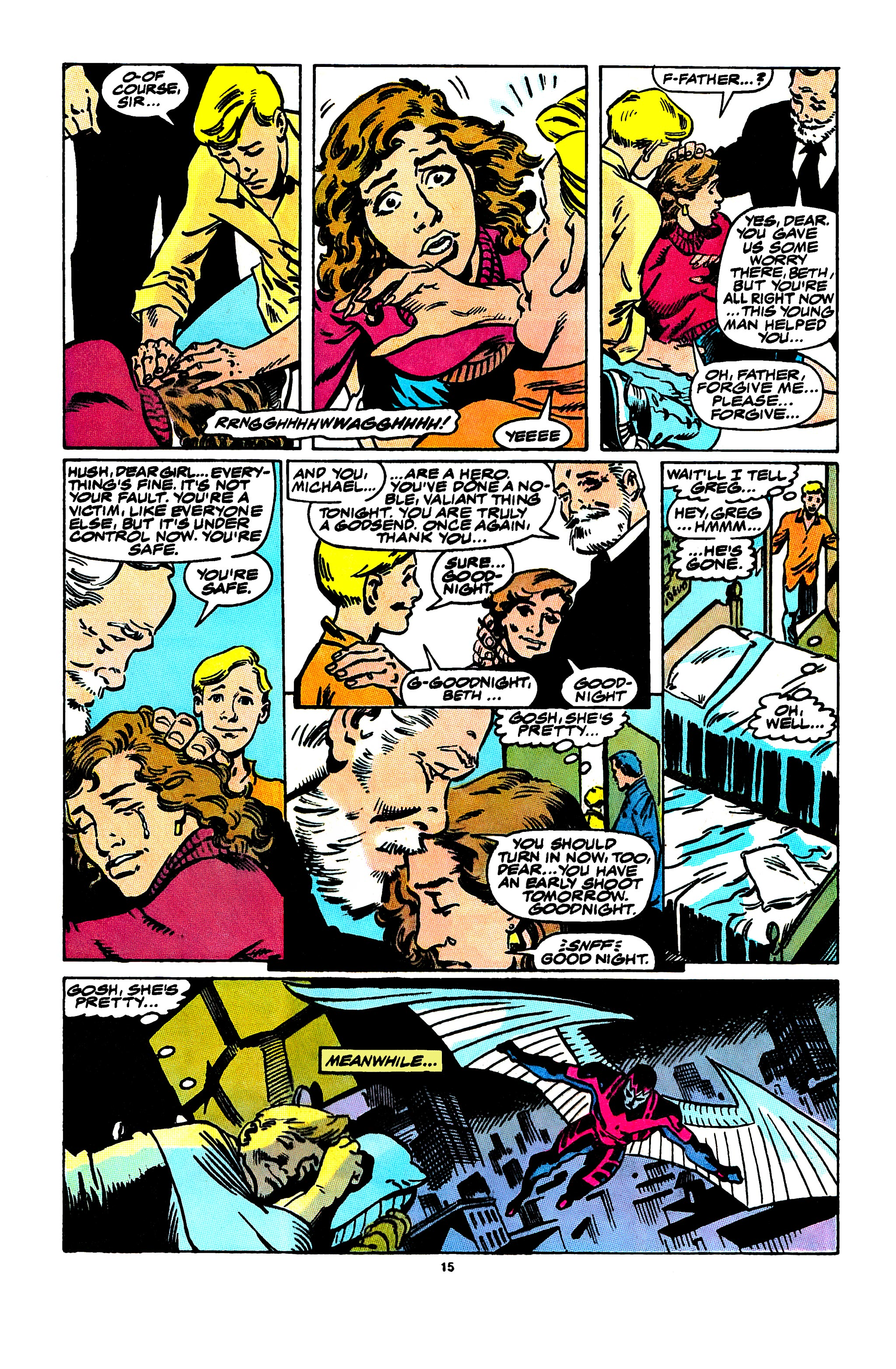 Read online X-Factor (1986) comic -  Issue #47 - 12
