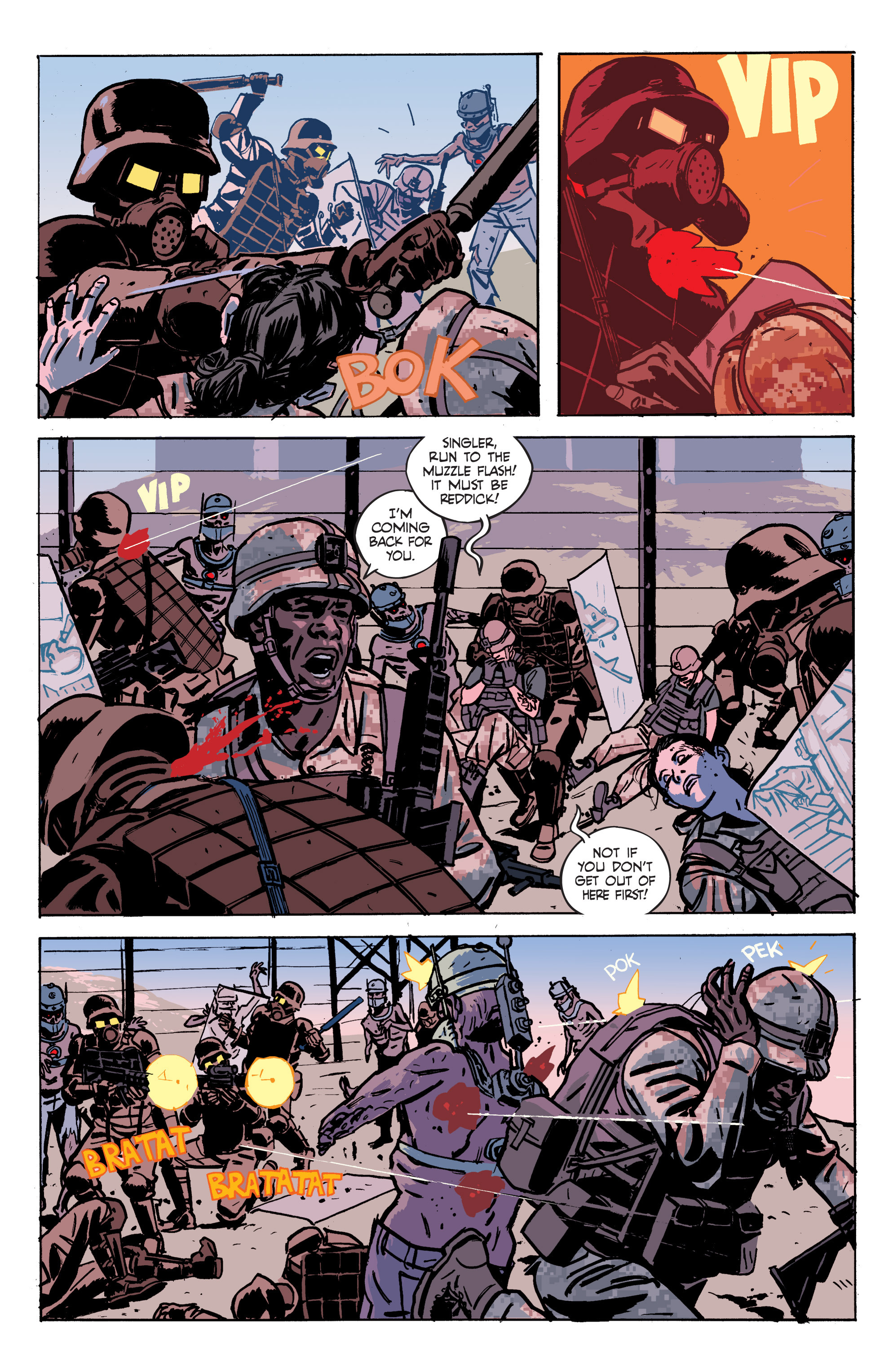Read online Graveyard of Empires comic -  Issue # TPB - 100