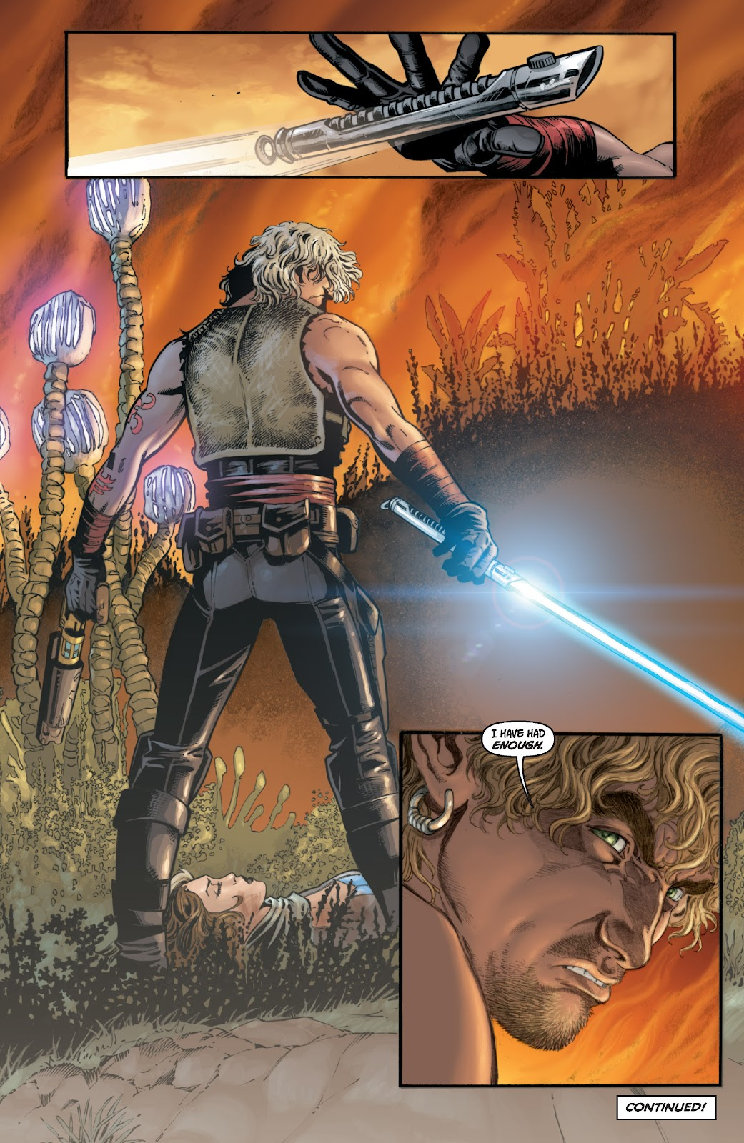 Read online Star Wars Legends: Legacy - Epic Collection comic -  Issue # TPB 1 (Part 2) - 25