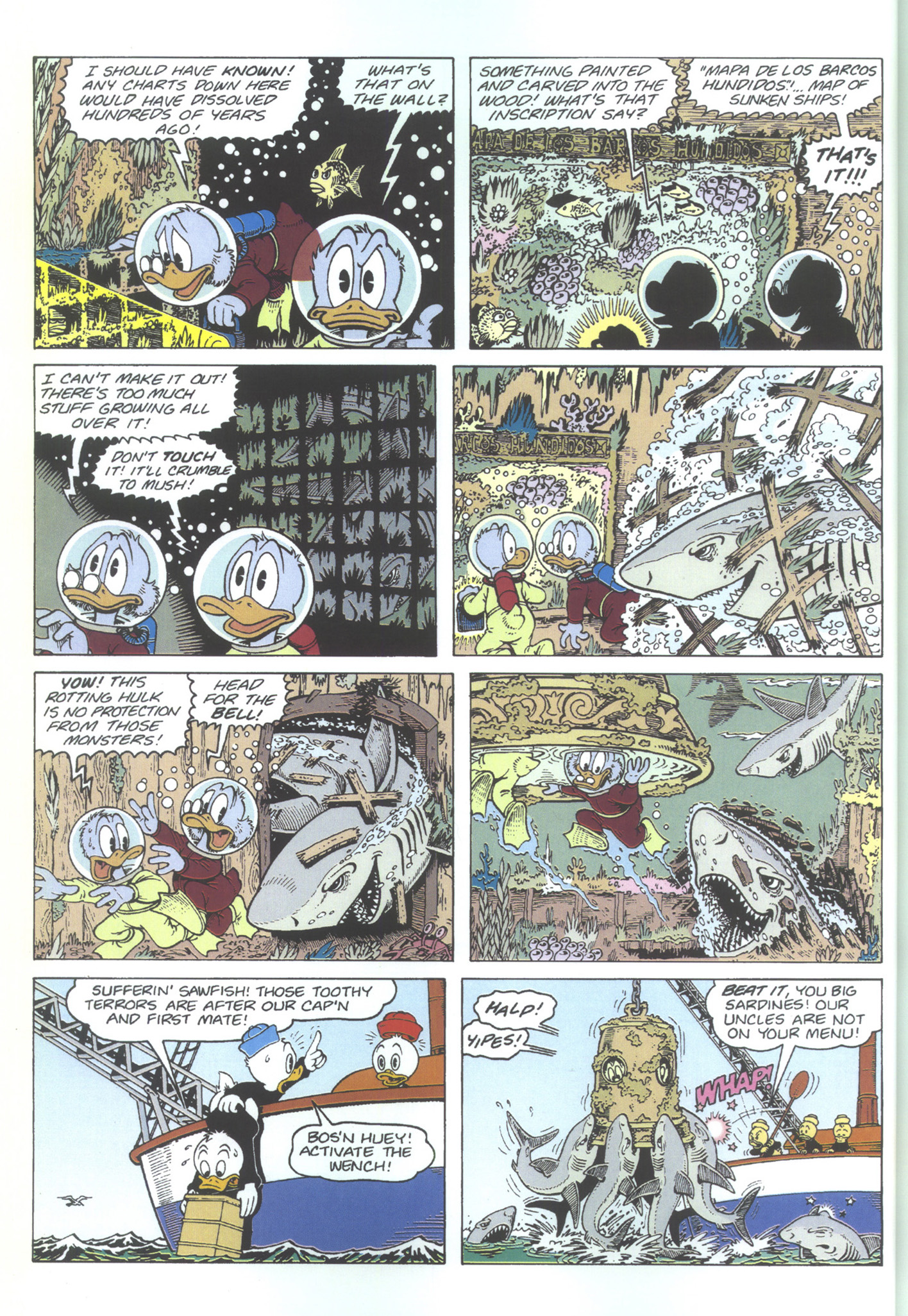 Read online Uncle Scrooge (1953) comic -  Issue #365 - 11