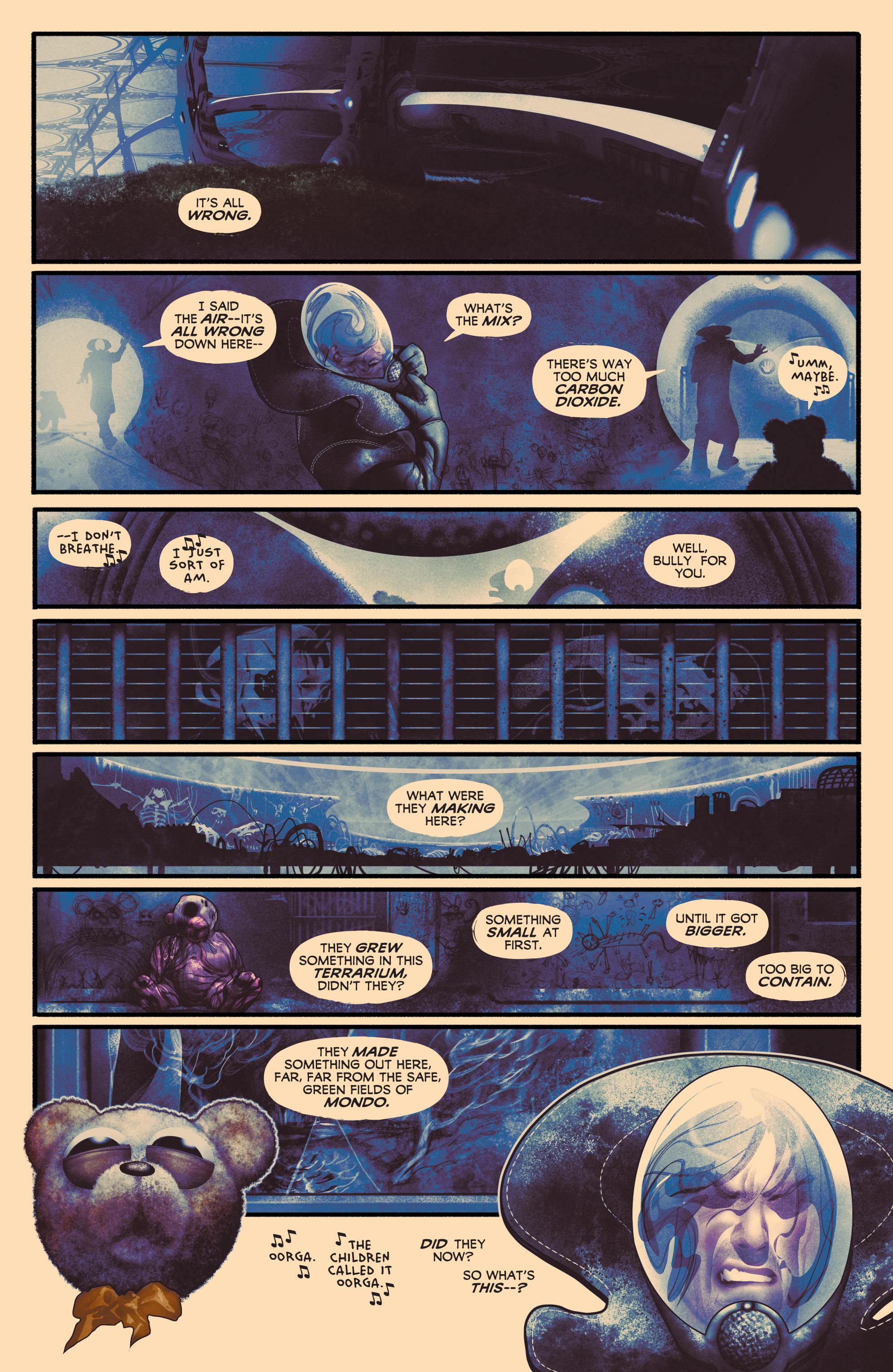 Read online Annihilator comic -  Issue #3 - 14