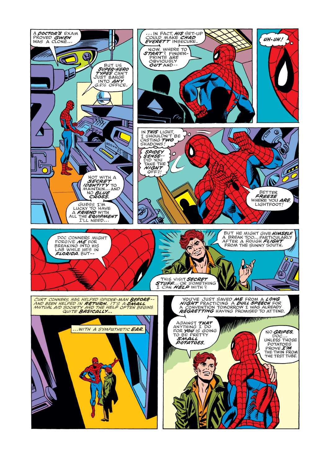 The Amazing Spider-Man (1963) 150 Page 3