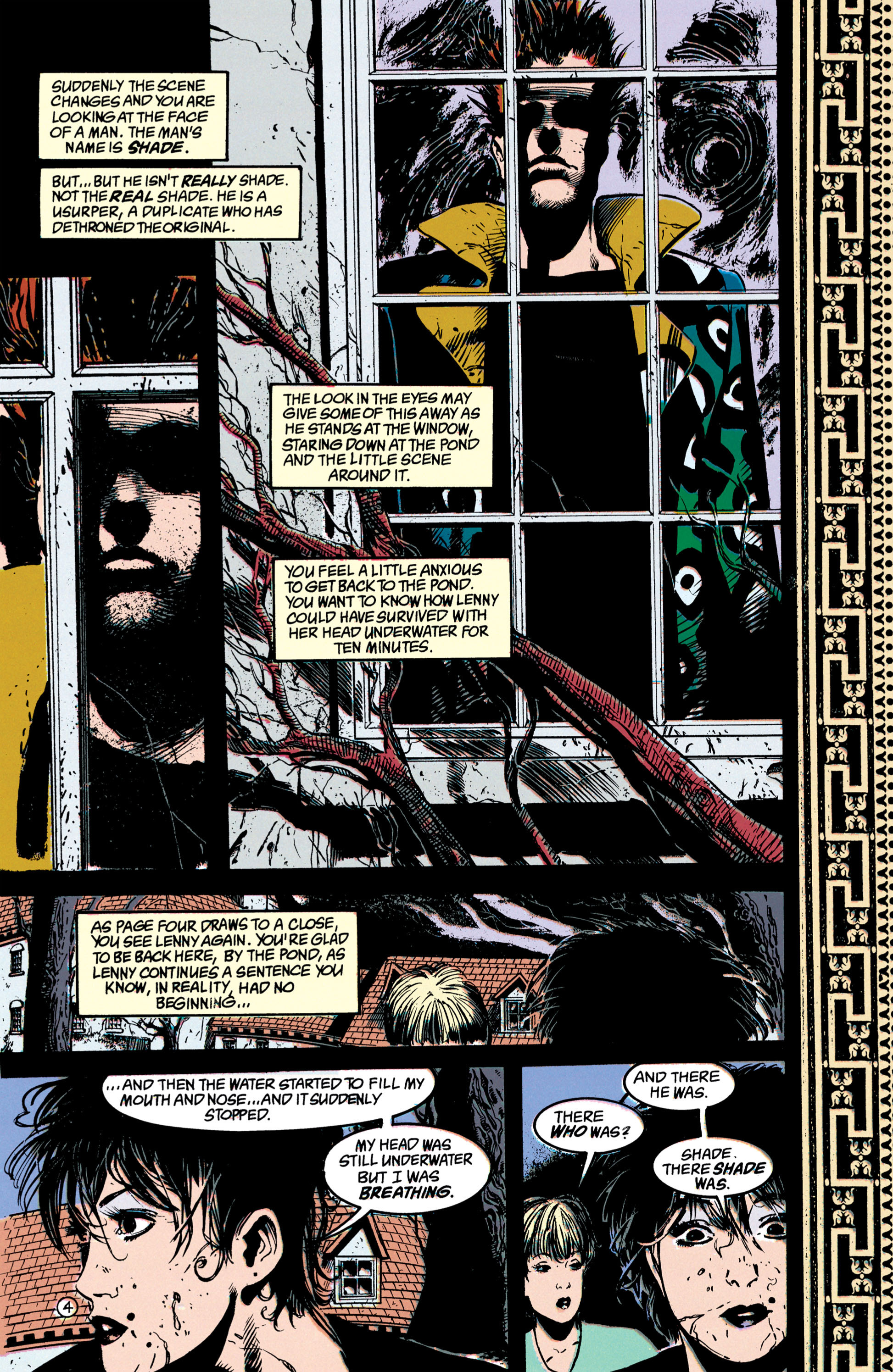 Read online Shade, the Changing Man comic -  Issue #39 - 5