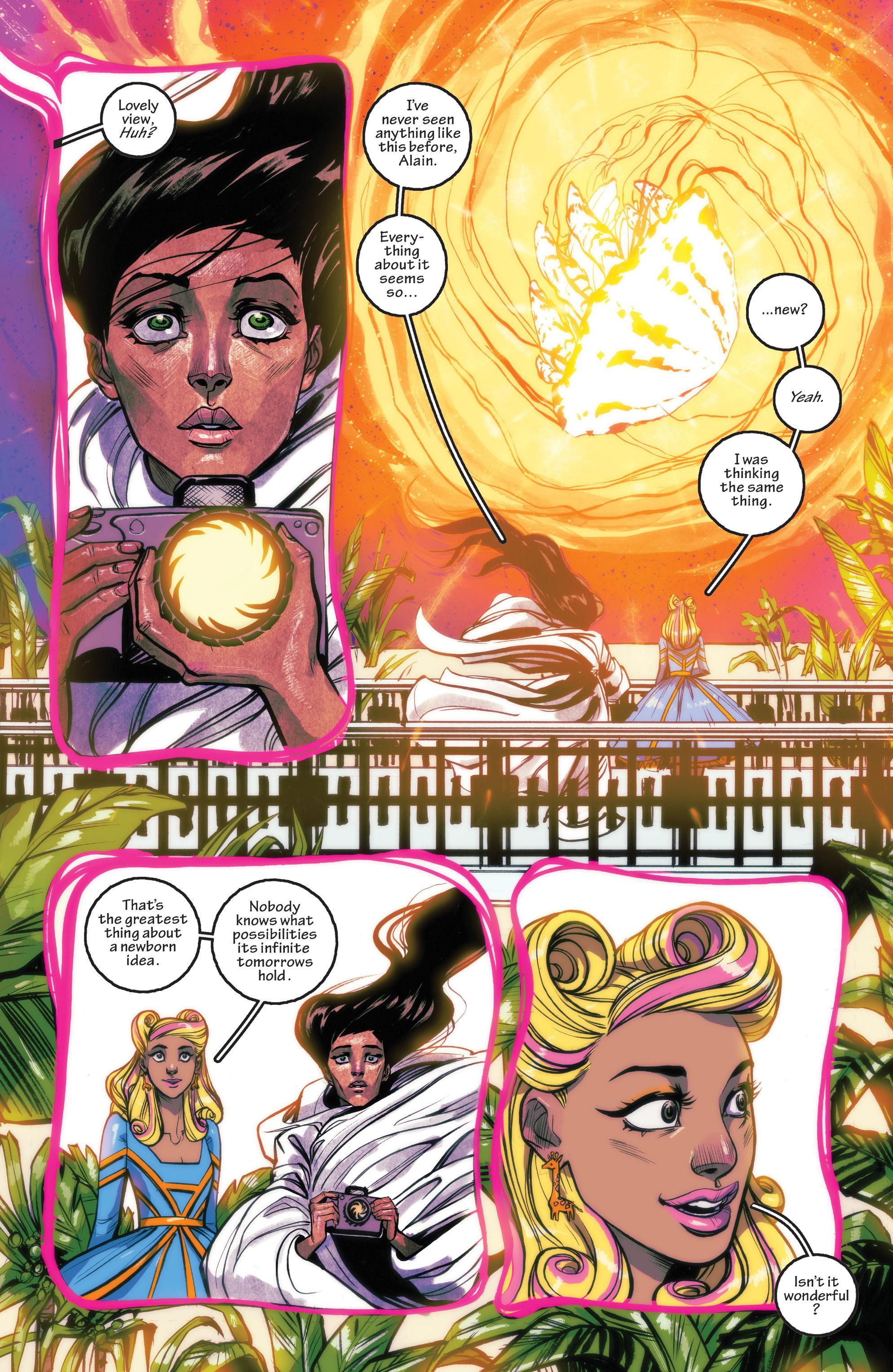 Read online Shutter comic -  Issue #10 - 9