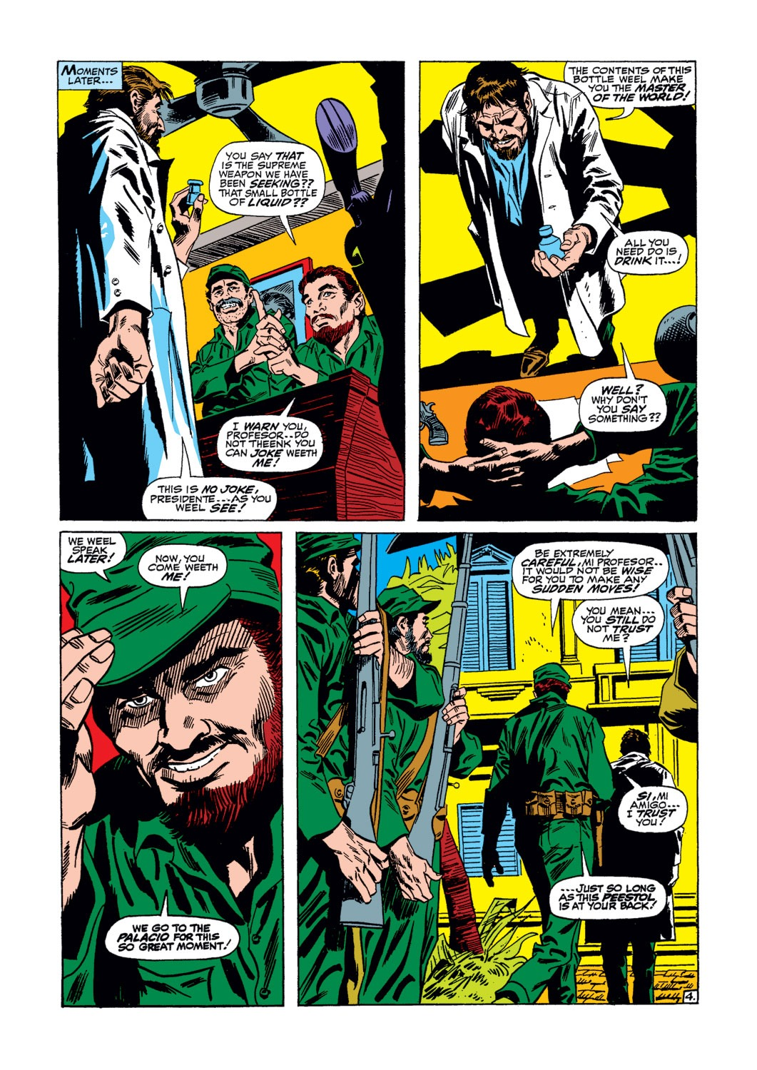 Tales of Suspense (1959) issue 91 - Page 5