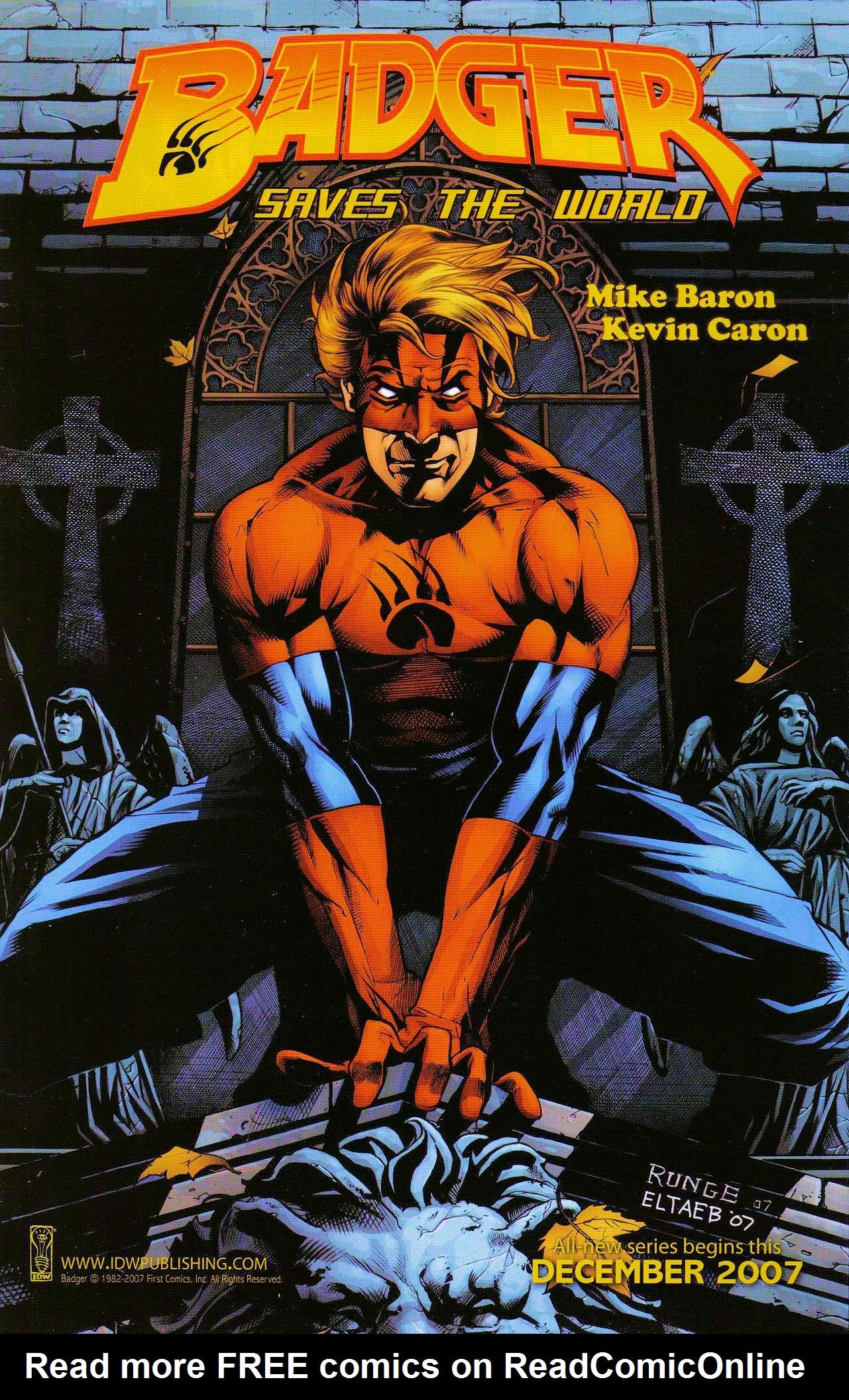 Read online Dominatrix comic -  Issue #5 - 34