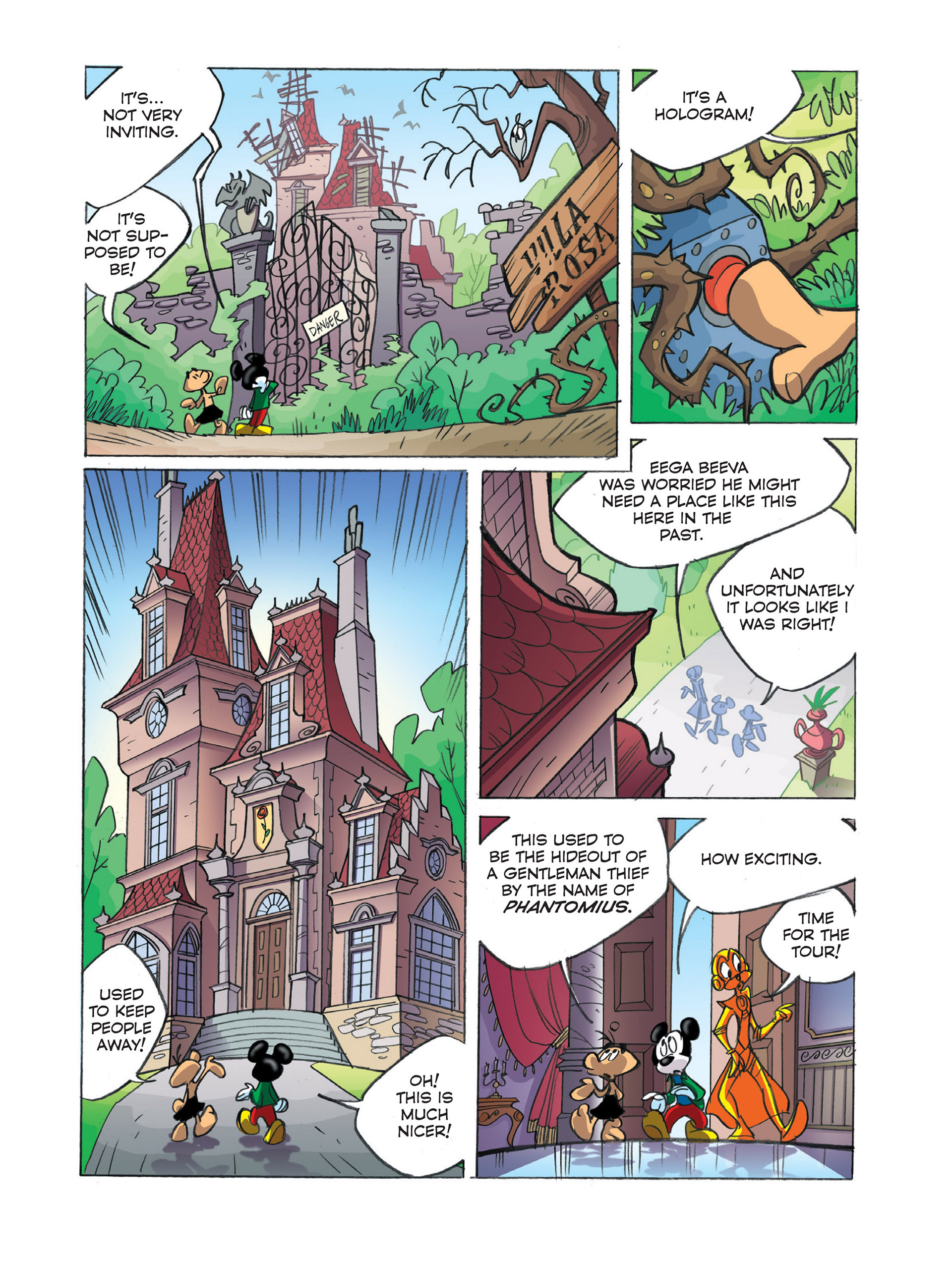 Read online Ultraheroes comic -  Issue #1 - 9