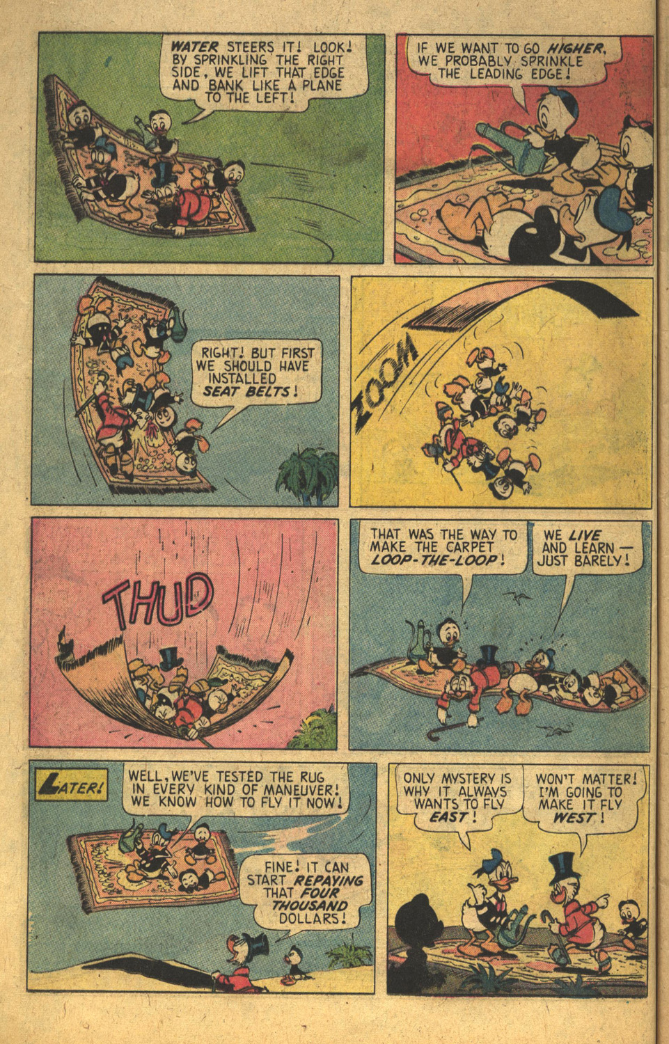 Read online Uncle Scrooge (1953) comic -  Issue #116 - 10