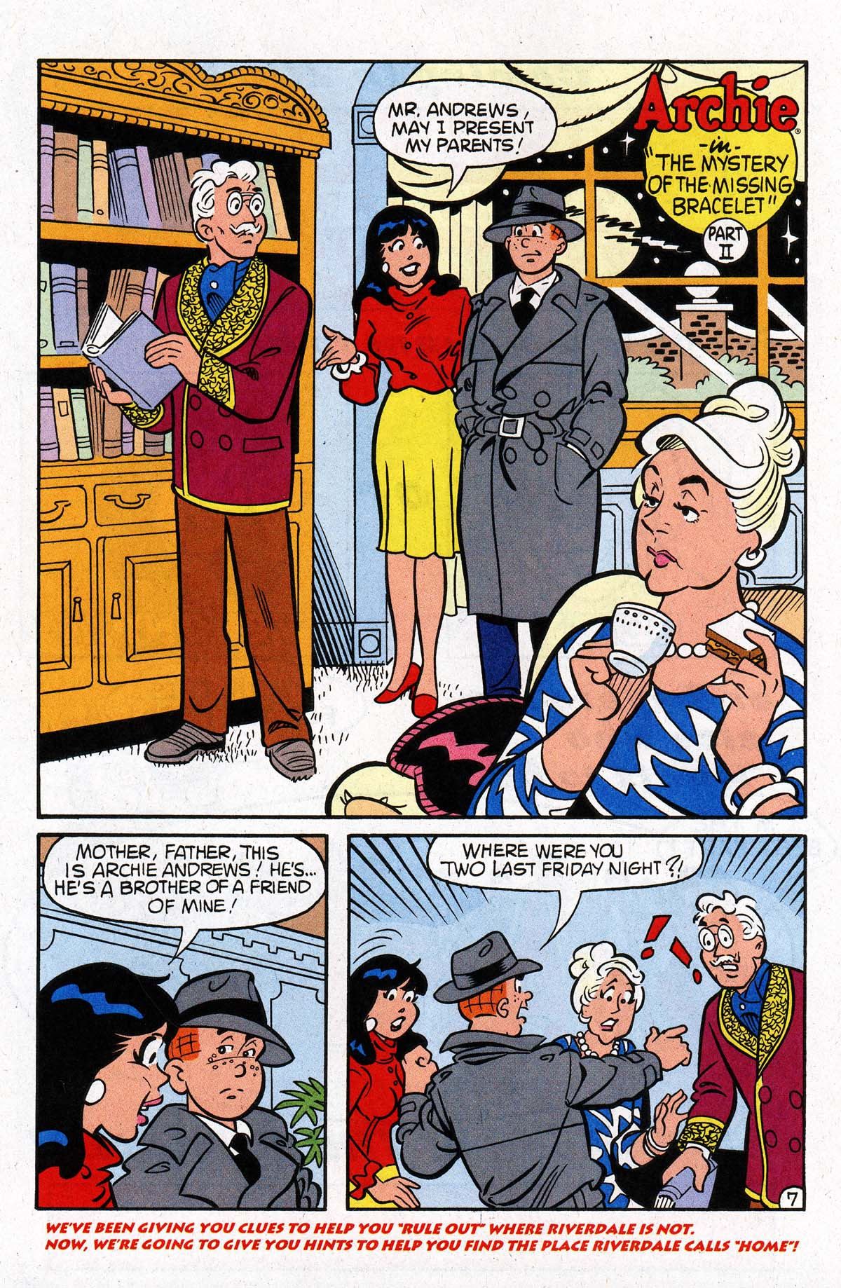Read online Archie (1960) comic -  Issue #533 - 9