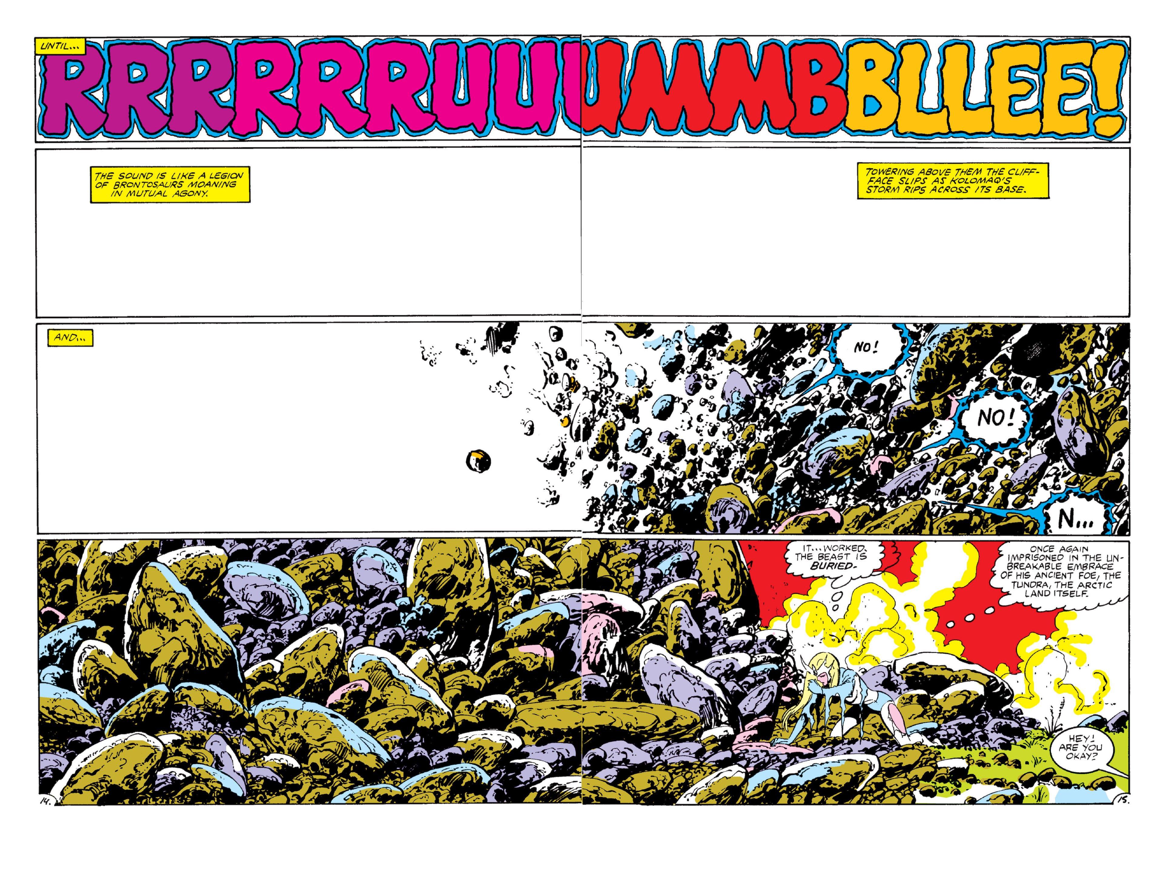 Read online Alpha Flight (1983) comic -  Issue #6 - 15