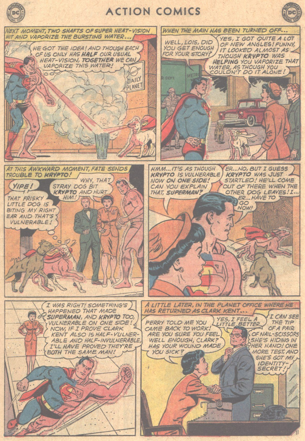 Read online Action Comics (1938) comic -  Issue #290 - 13
