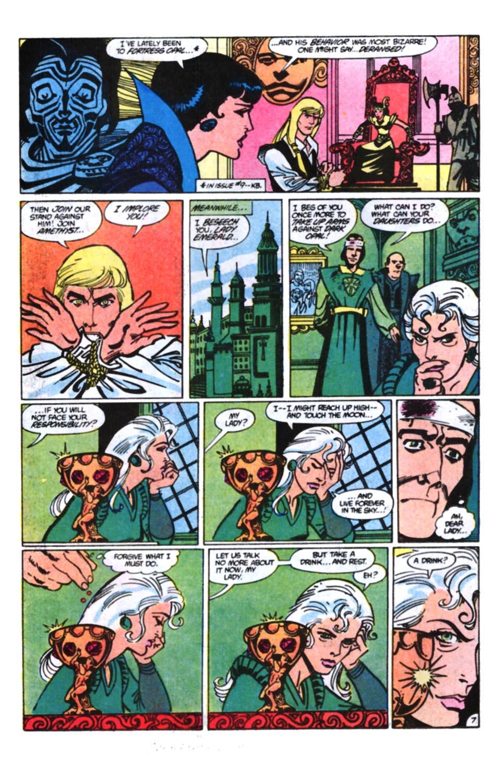 Read online Amethyst, Princess of Gemworld comic -  Issue #11 - 8