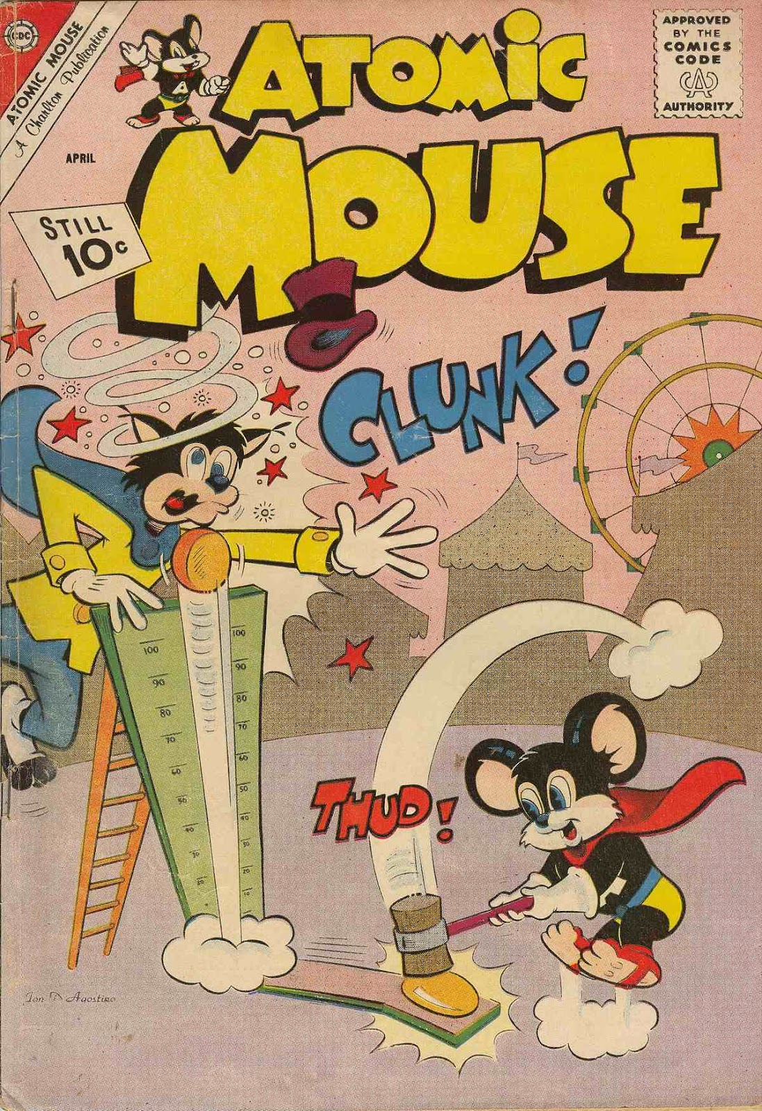 Atomic Mouse issue 47 - Page 1