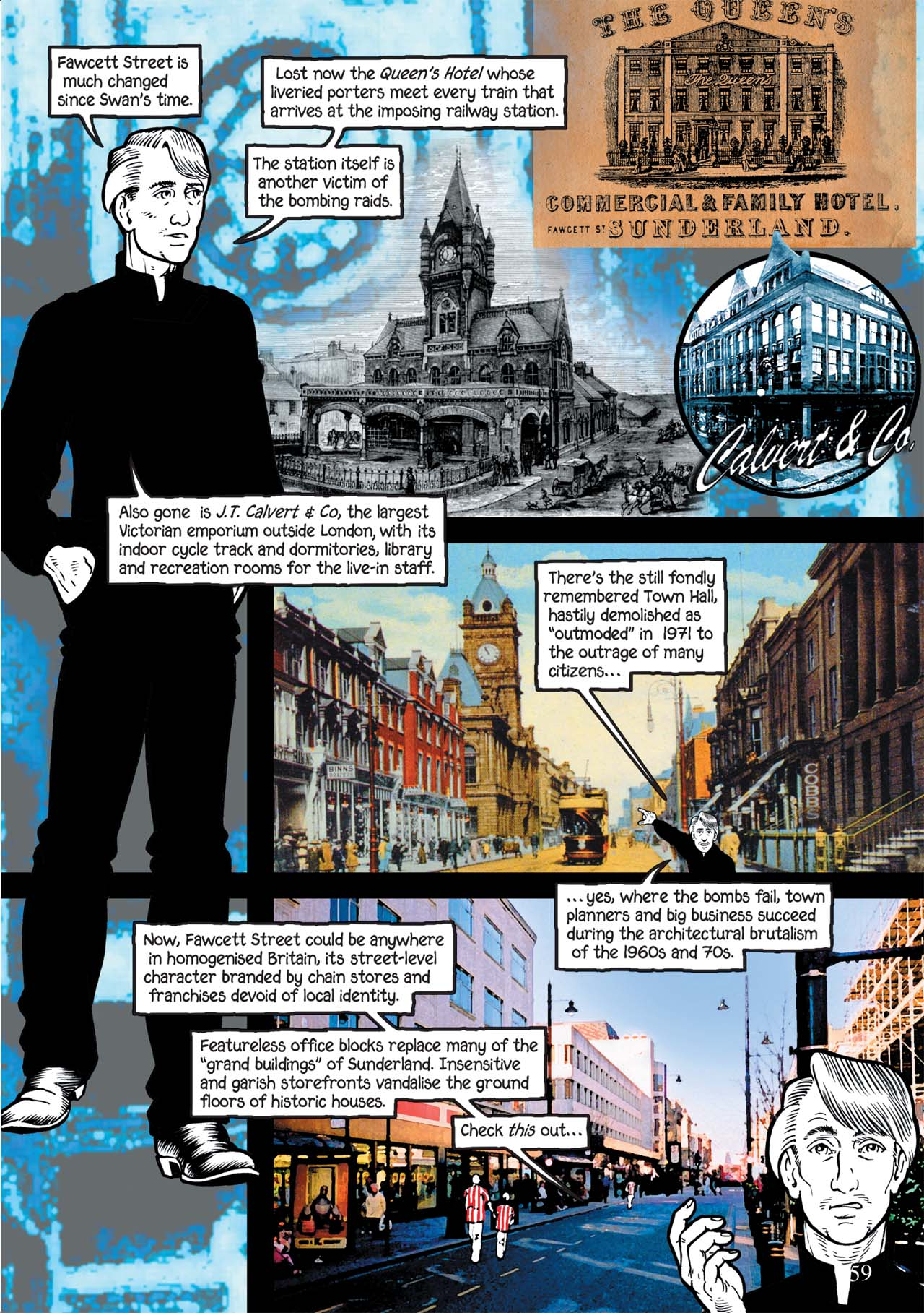 Read online Alice in Sunderland comic -  Issue # Full - 63