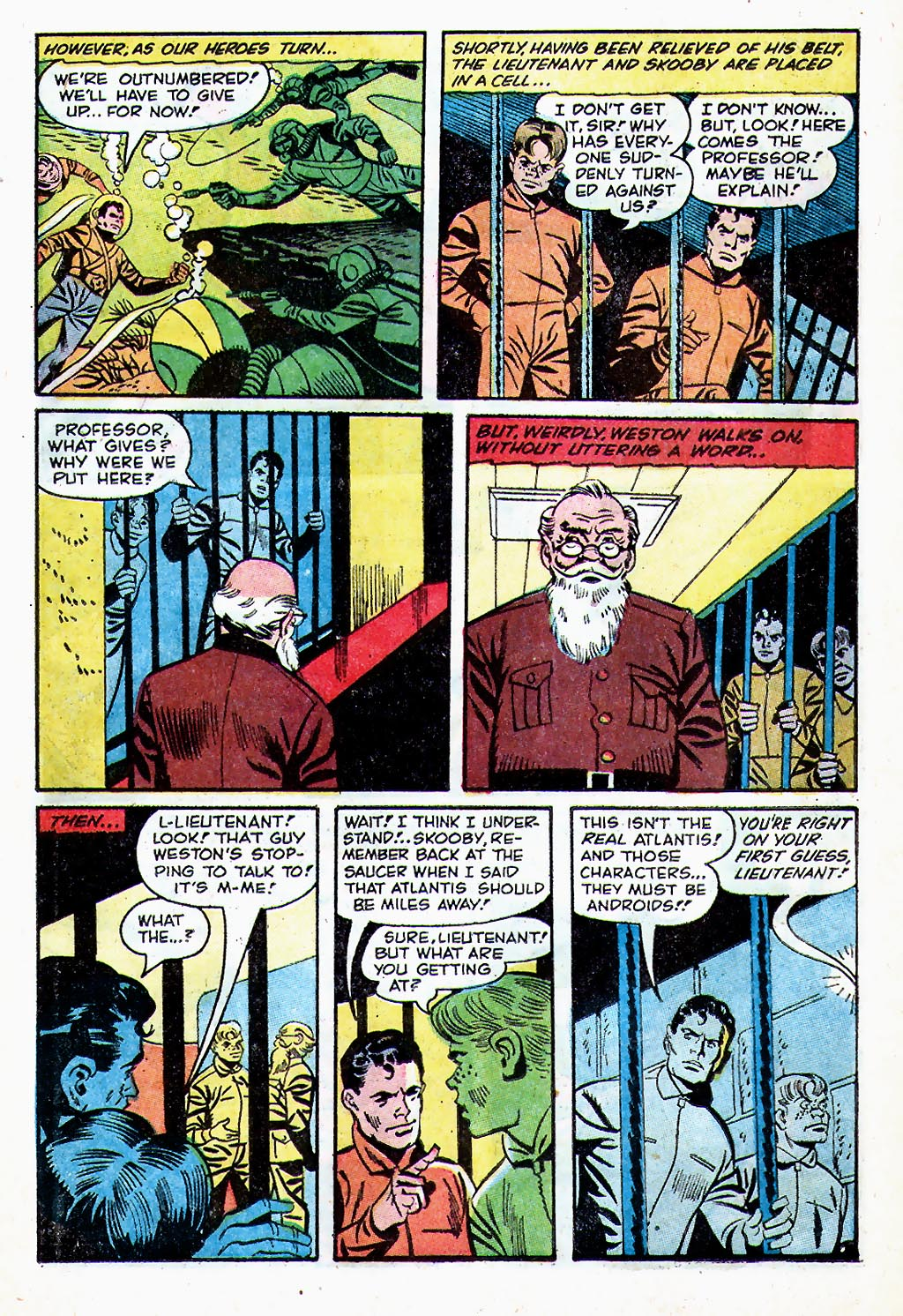 T.H.U.N.D.E.R. Agents (1965) issue 13 - Page 48