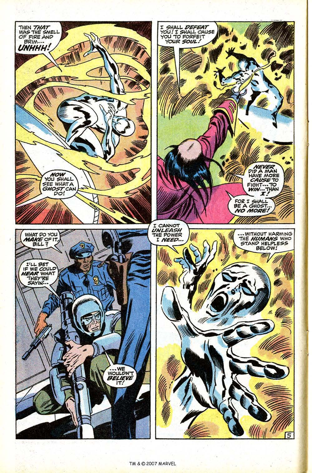 Silver Surfer (1968) Issue #9 #9 - English 8