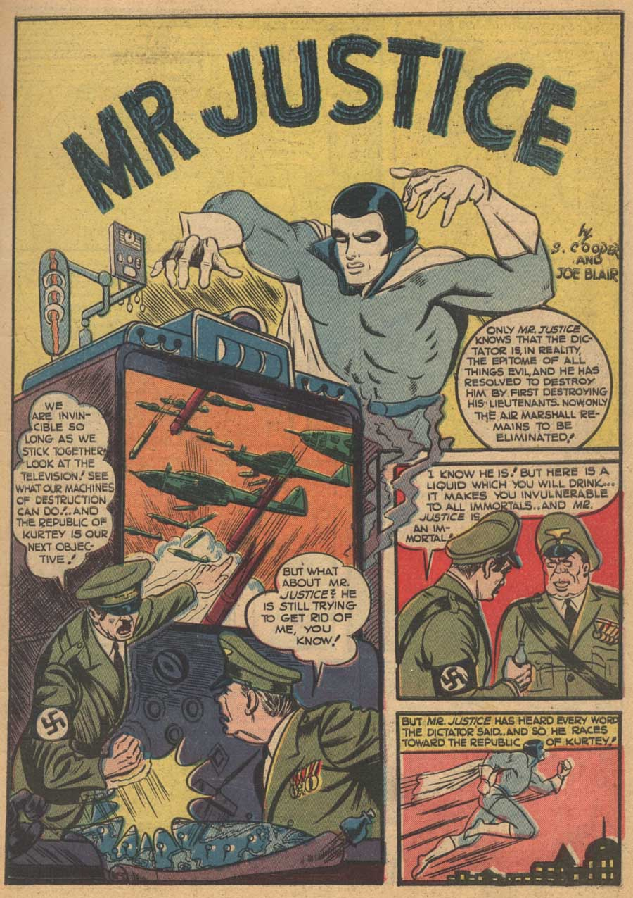 Blue Ribbon Comics (1939) issue 16 - Page 3