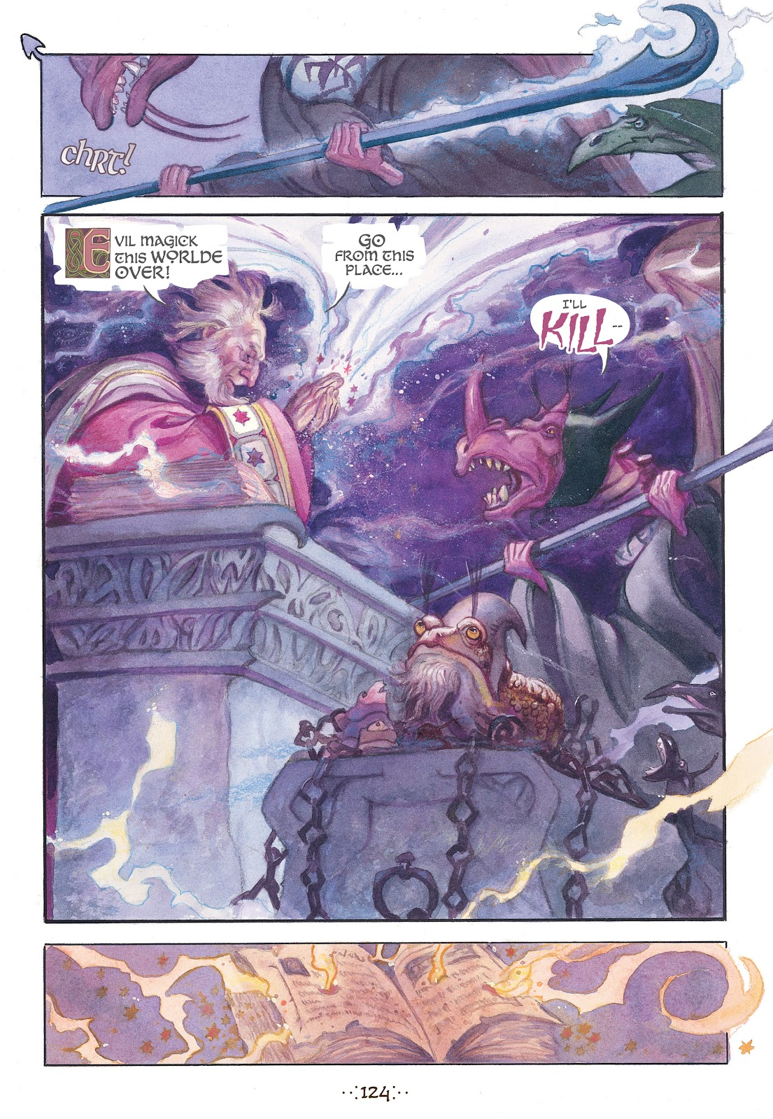 Read online The Wizard's Tale comic -  Issue # TPB - 117