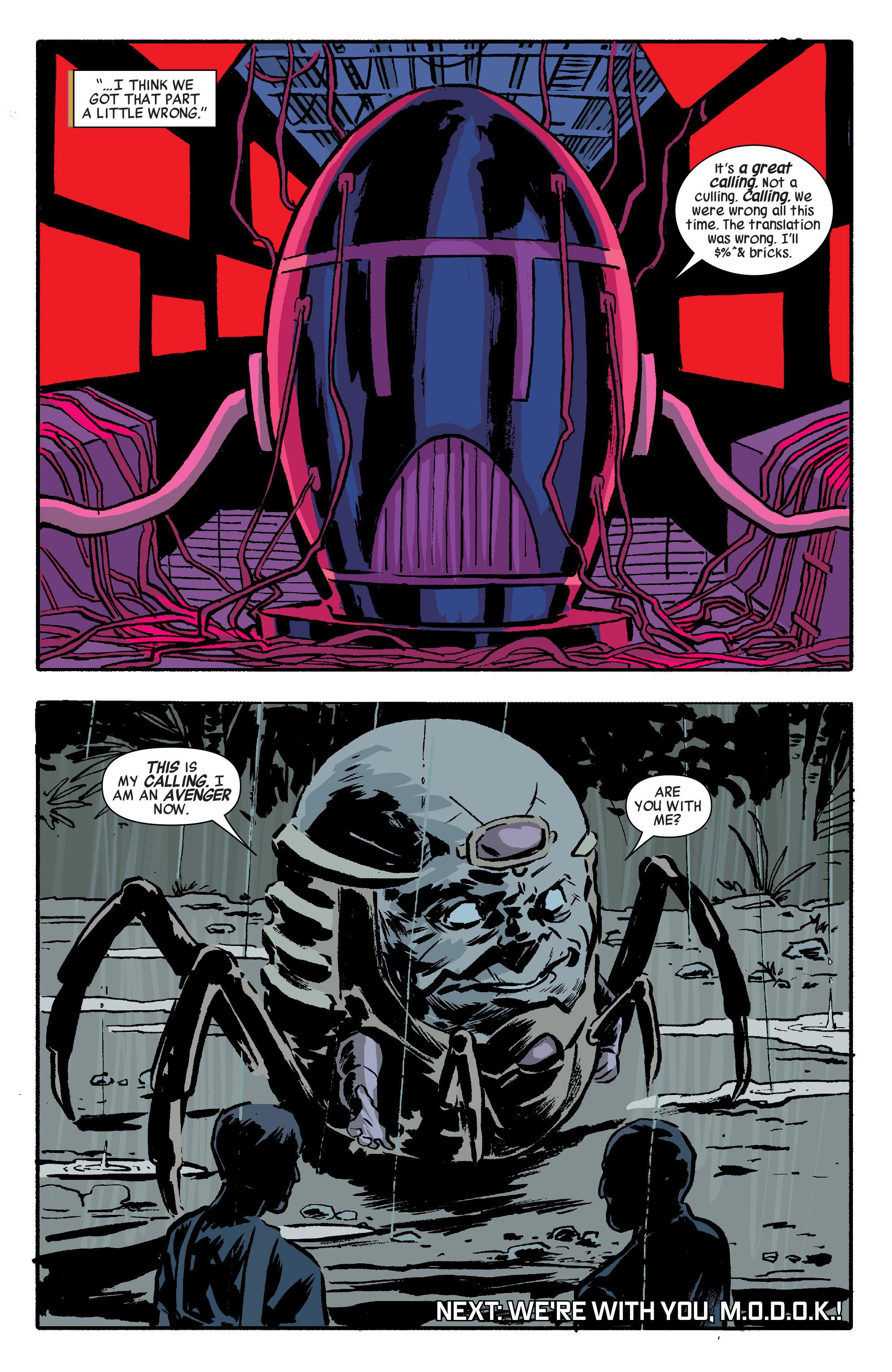 Read online Secret Avengers (2014) comic -  Issue #11 - 22
